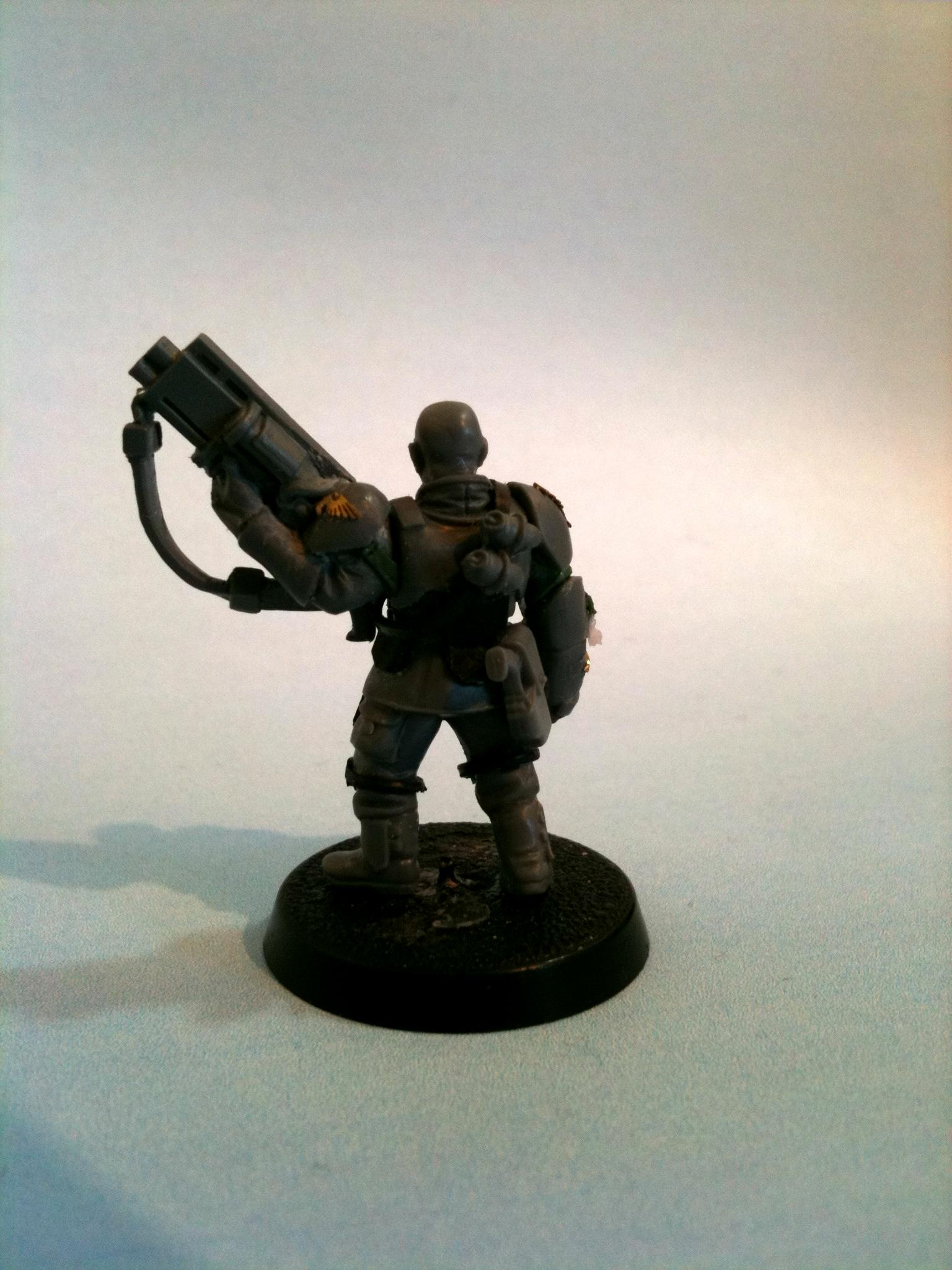 Imperial Guard, Storm Trooper Srgt