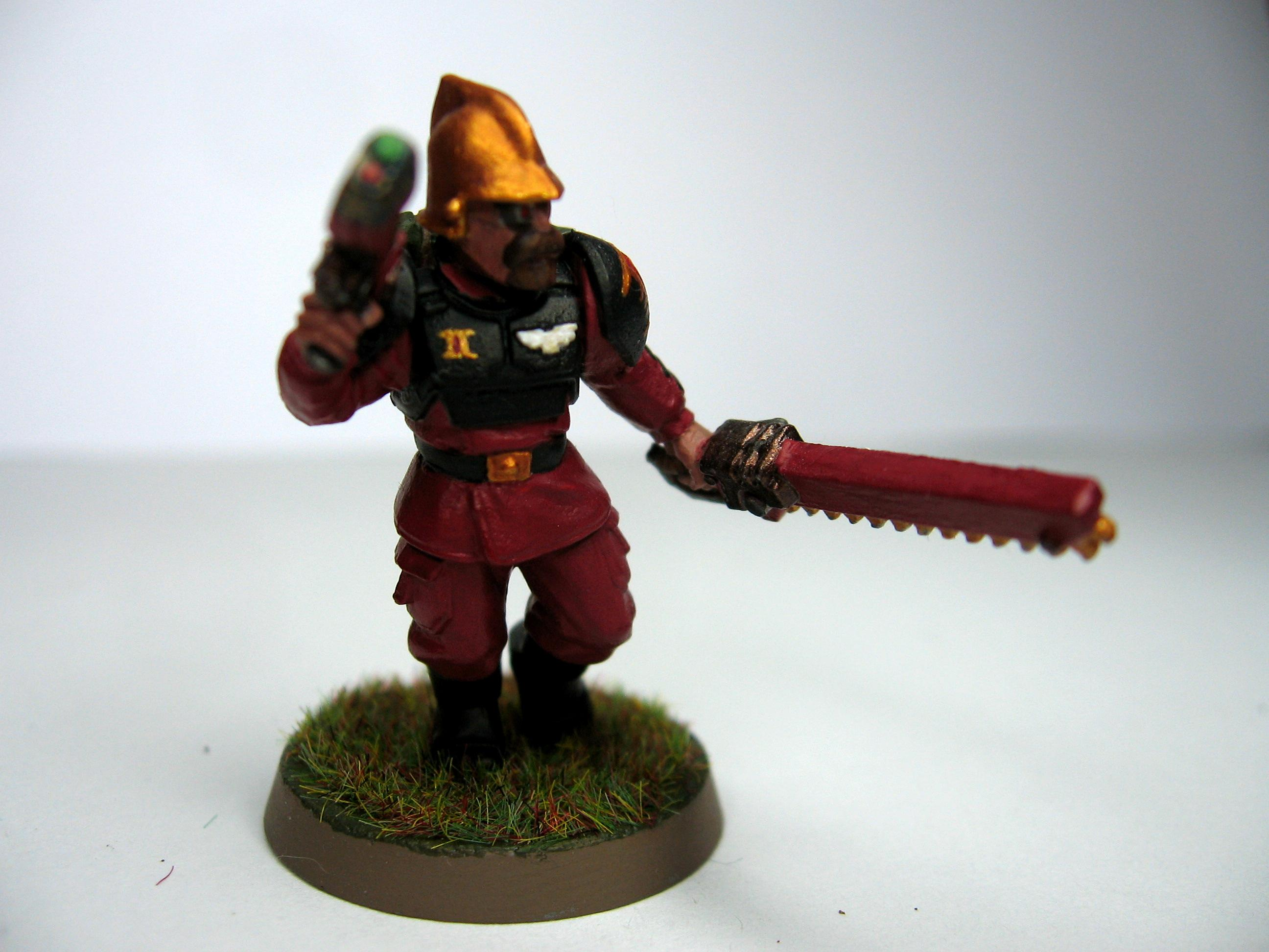 Cadians, Imperial Guard, Inquisition