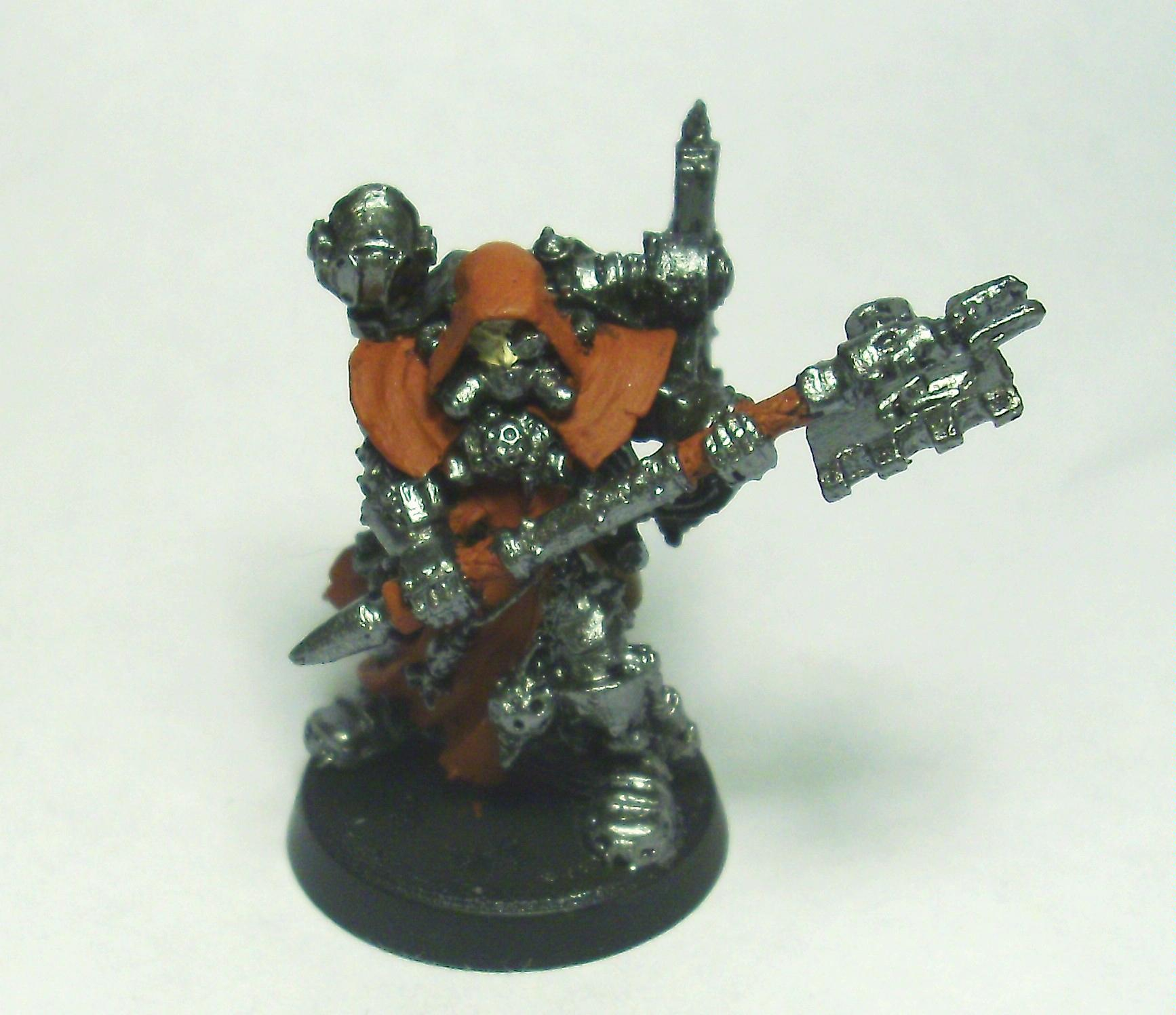Metalus Varnius the Tech-Priest (WIP)