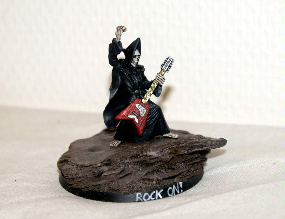 Rock On, Brother