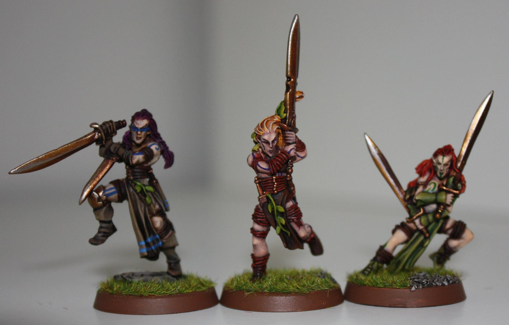 Eldar, Wood Elves