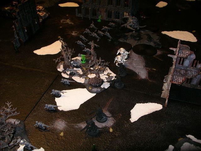 Battle Report, Tyranids, Warhammer 40,000