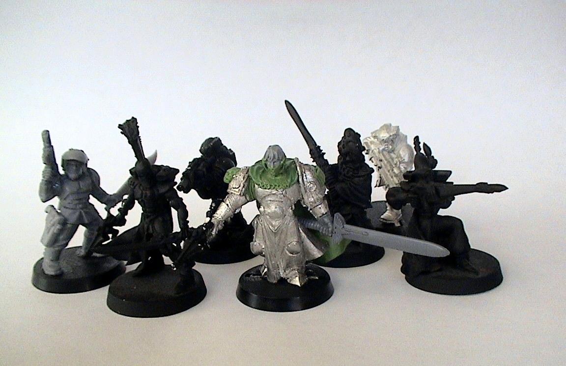 =][=munda, Inquisitor, Ordo Xenos, Warhammer 40,000