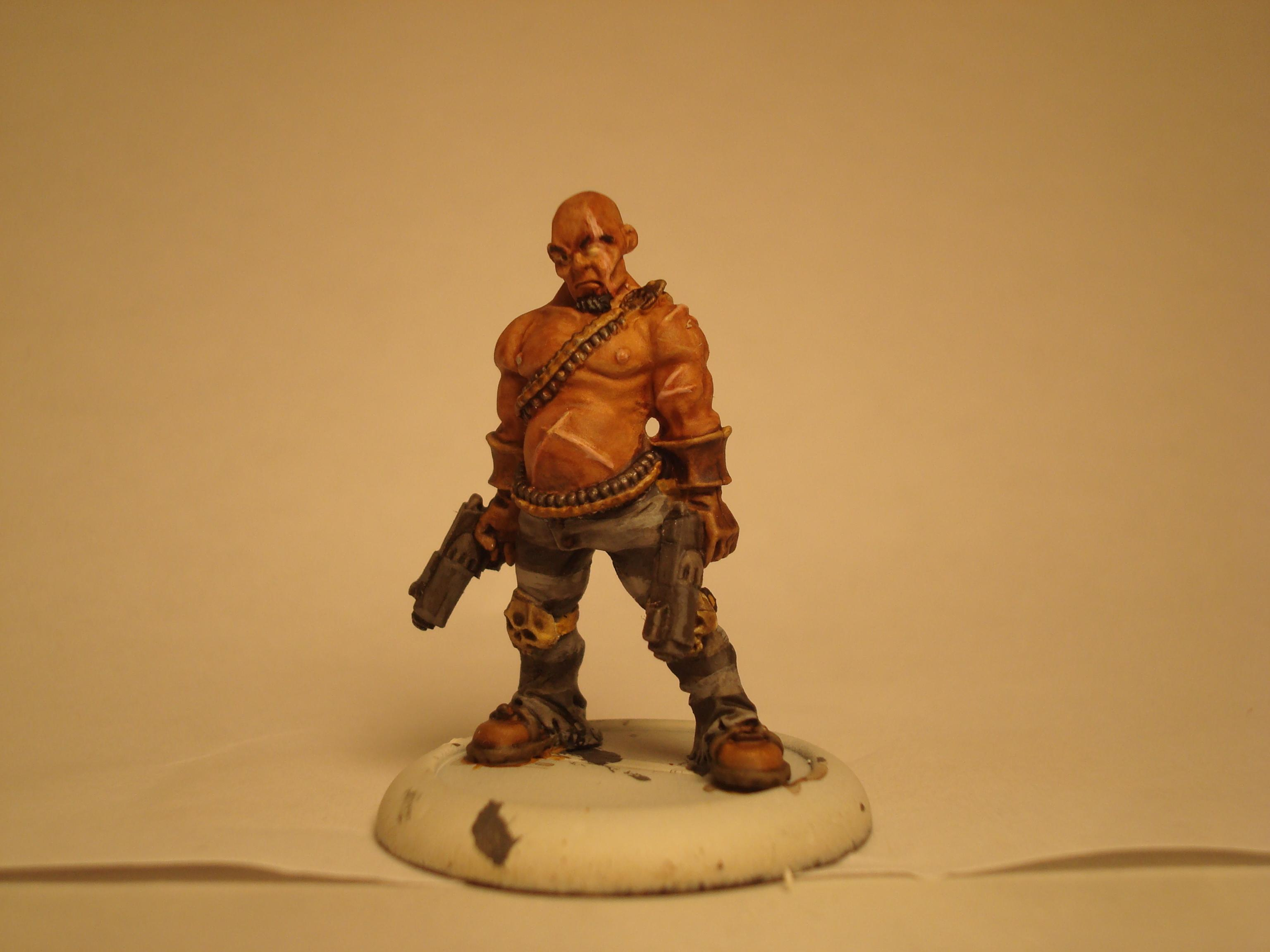 Guild, Malifaux, Outcasts, Resurrectionists