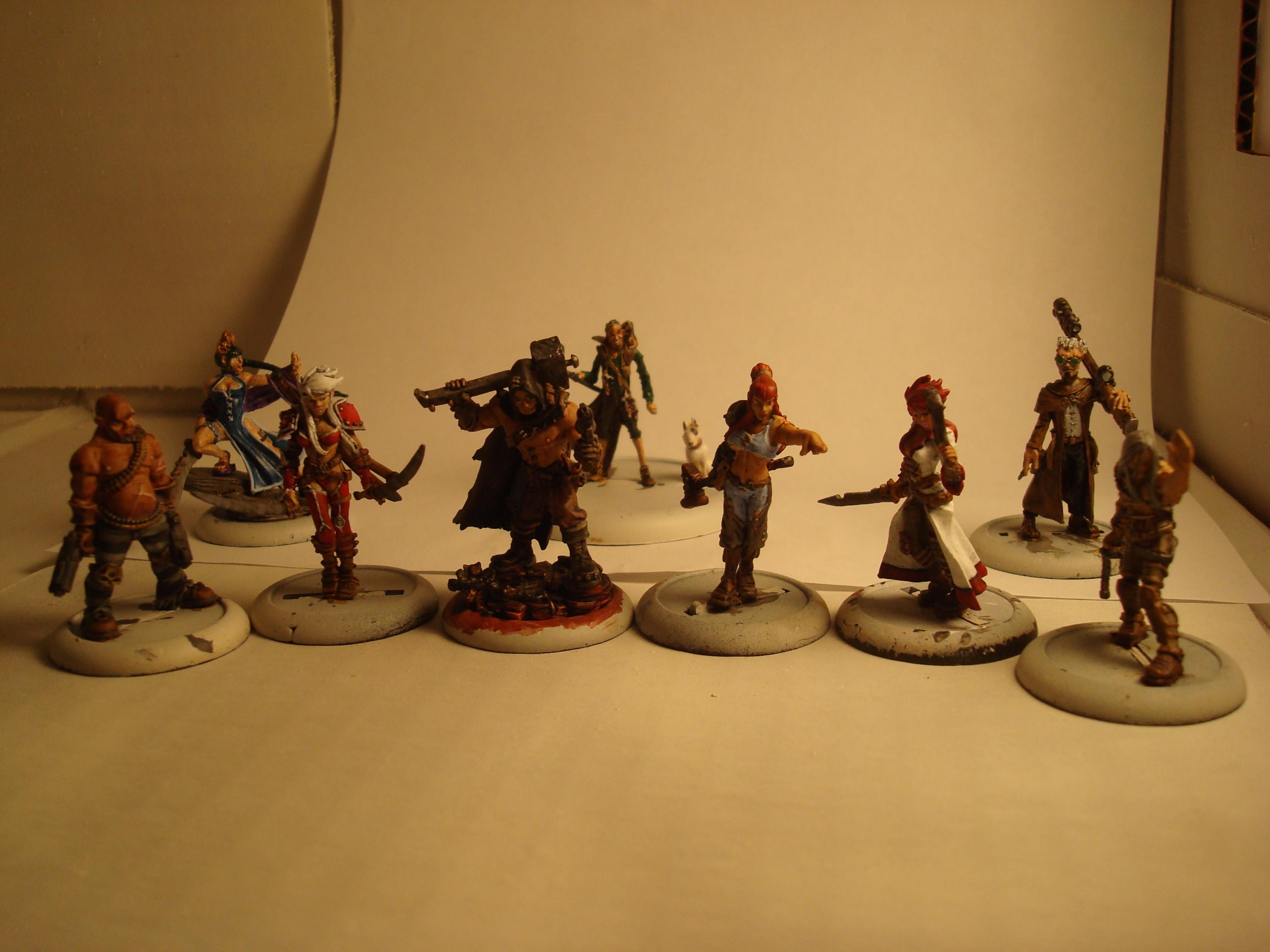 Malifaux, Outcasts