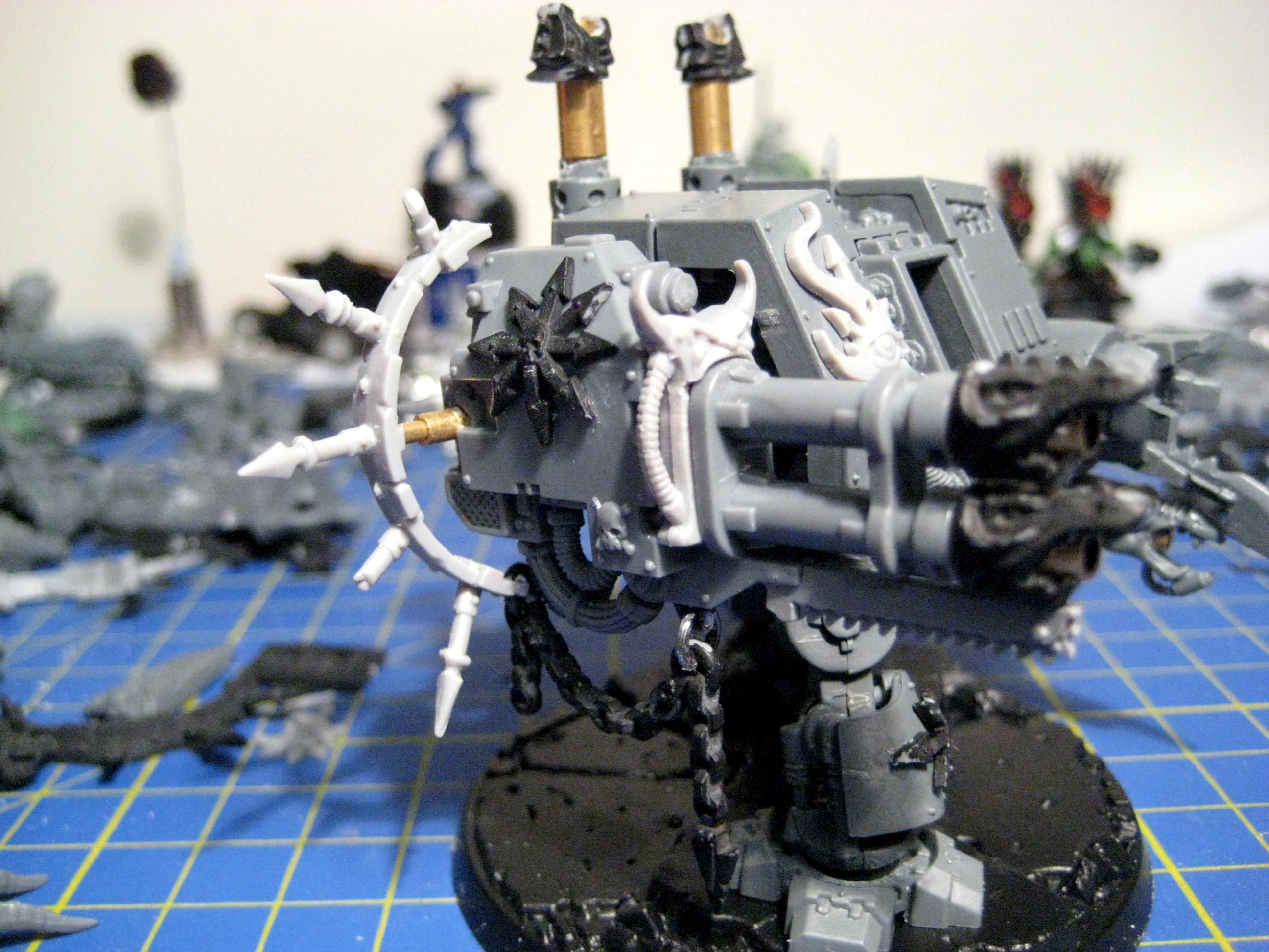 Chaos, Dreadnought, Chaos Dreadnought