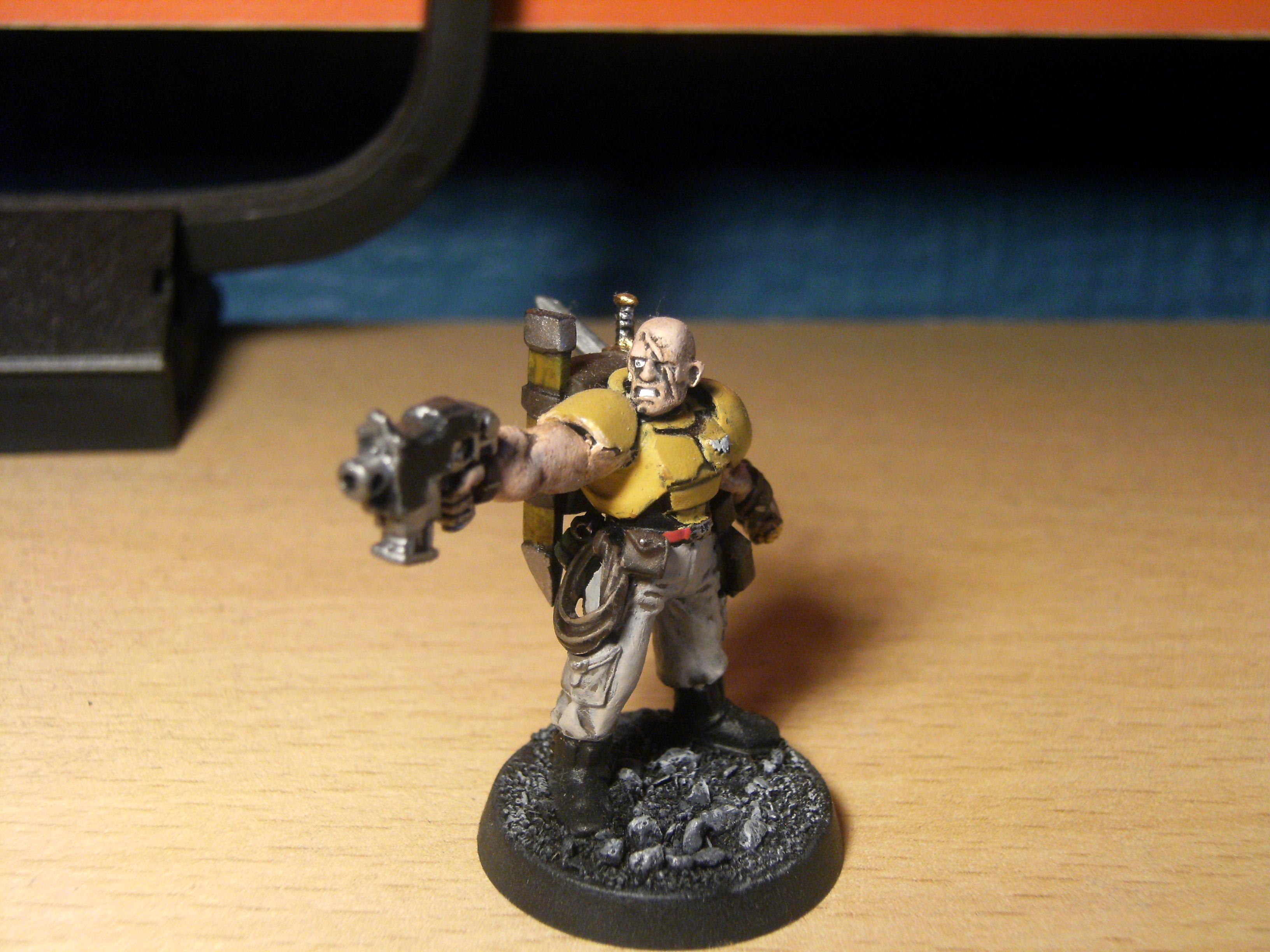 Imperial Fist Space Marines