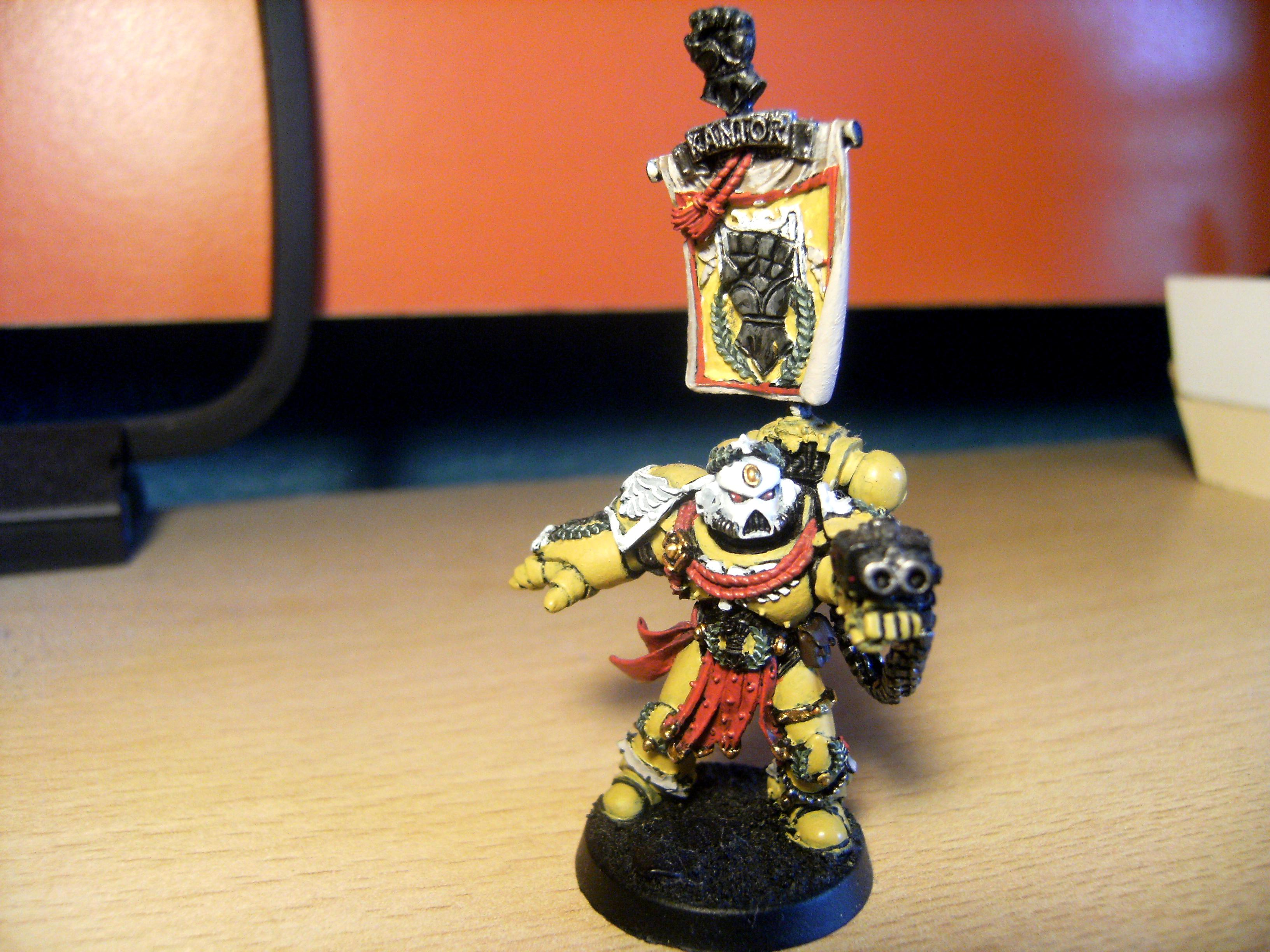 Imperial Fist Space Marines, Pedro Kantor