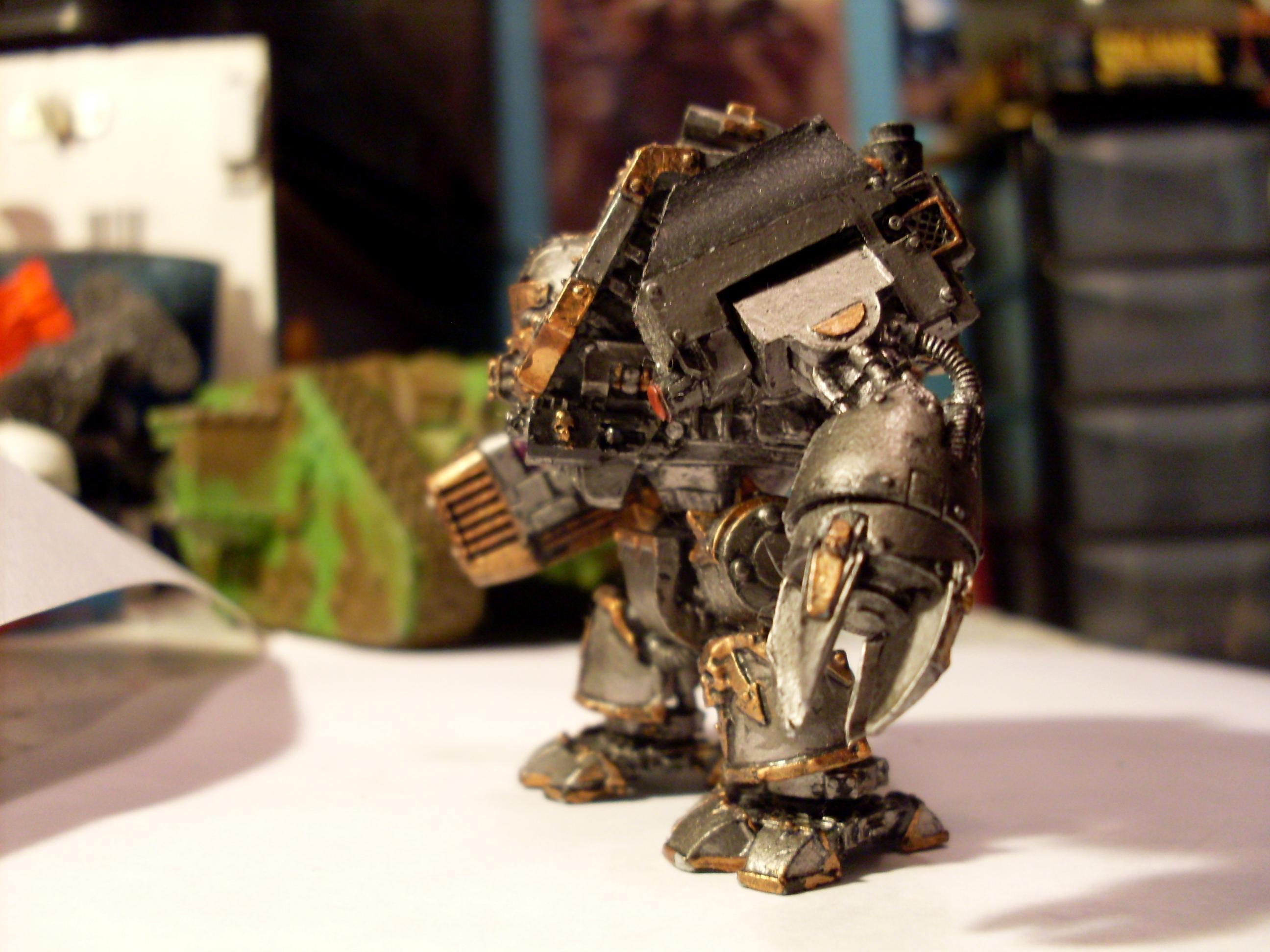 Chaos, Dreadnought, Iron Warriors