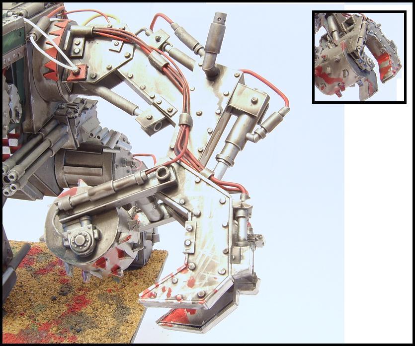 Meck, Orks, Warhammer 40,000