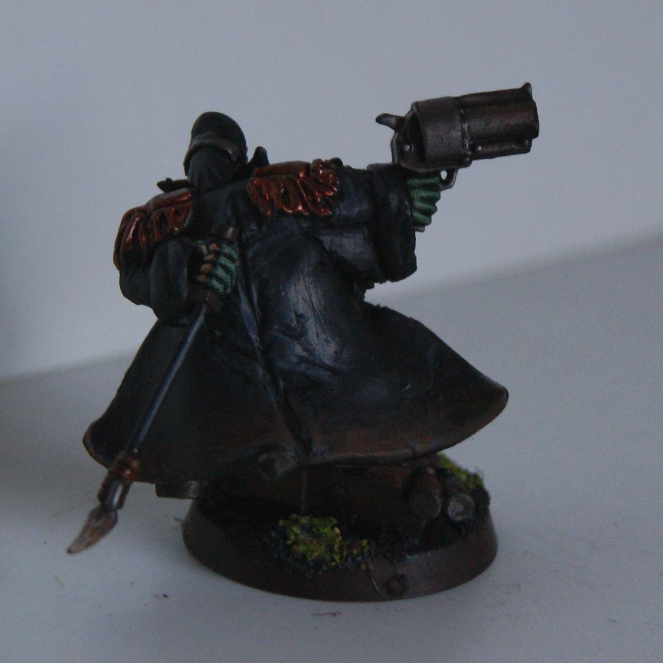 Conversion, Grot Rebellion, Grot Rebels, Grots, Kommissar, Warhammer 40,000