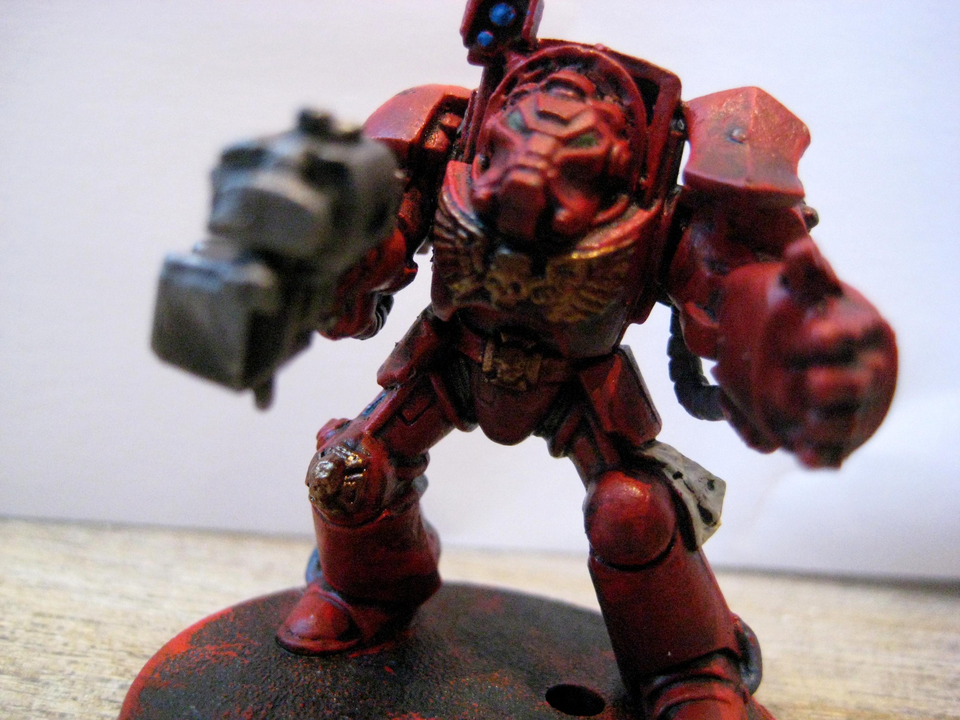 Hulk, Space, Terminator Armor