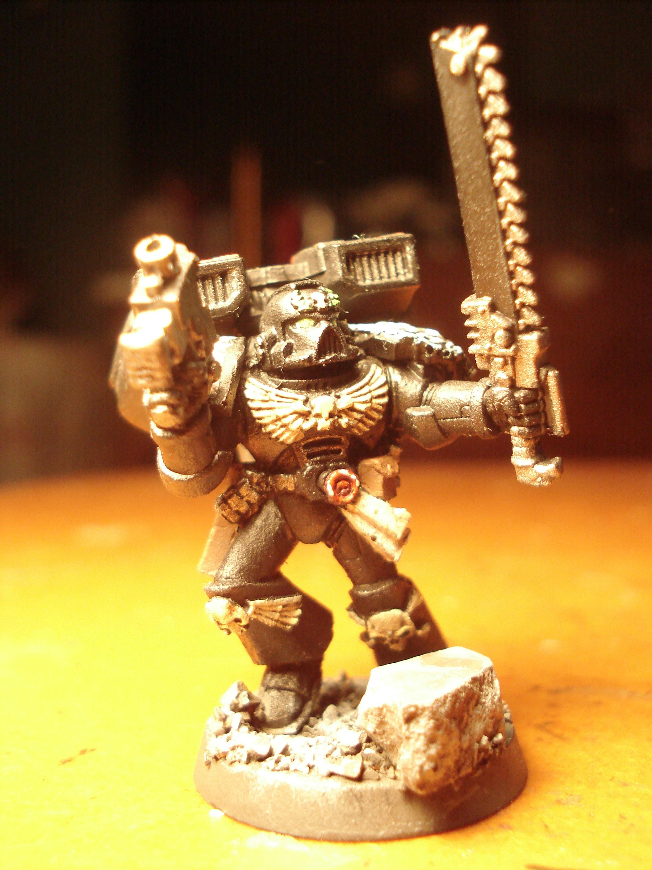 Assault Marines, Death Company, Great Marine Swap, Space Marines