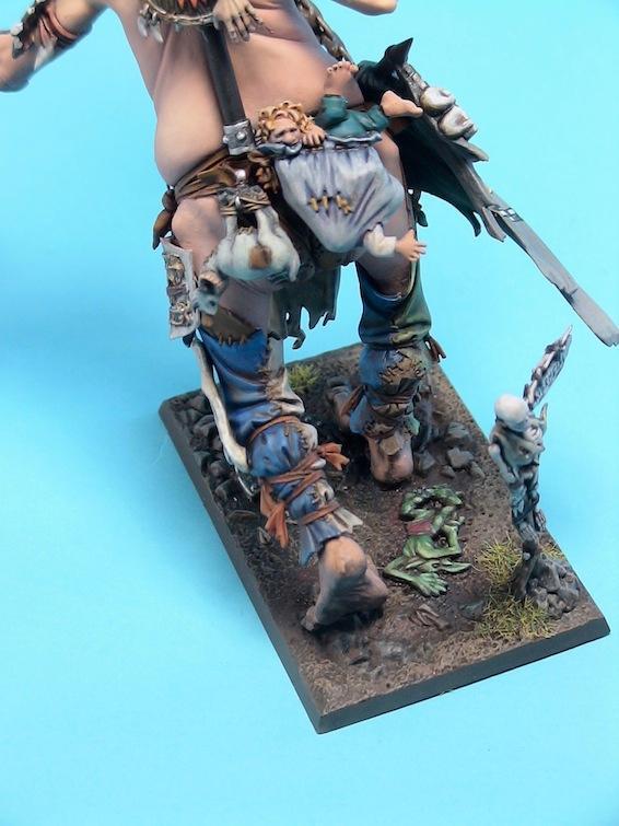 Giant, Warhammer Fantasy, Wfb