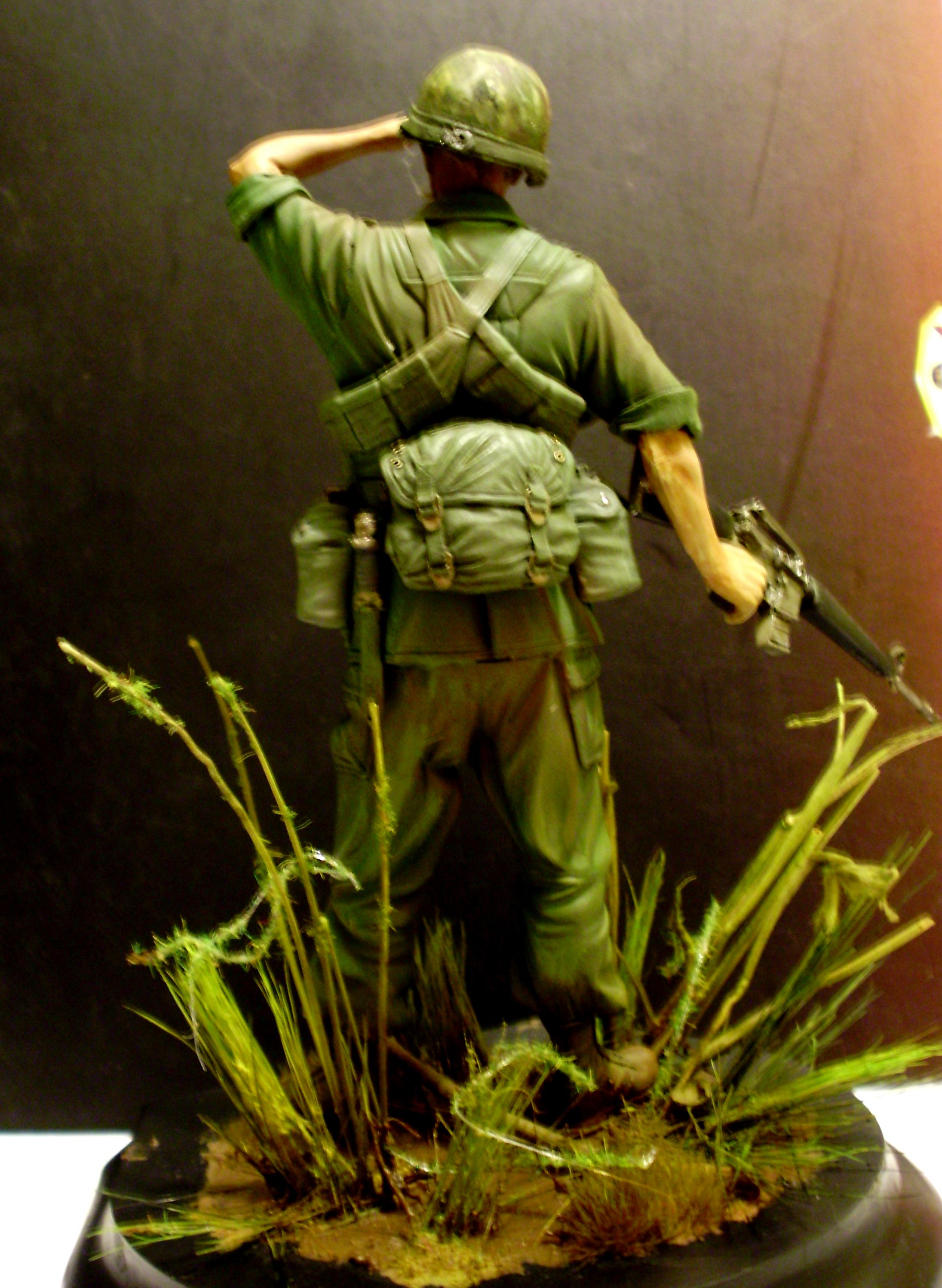 101st Airborne Us Gi, Vietnam