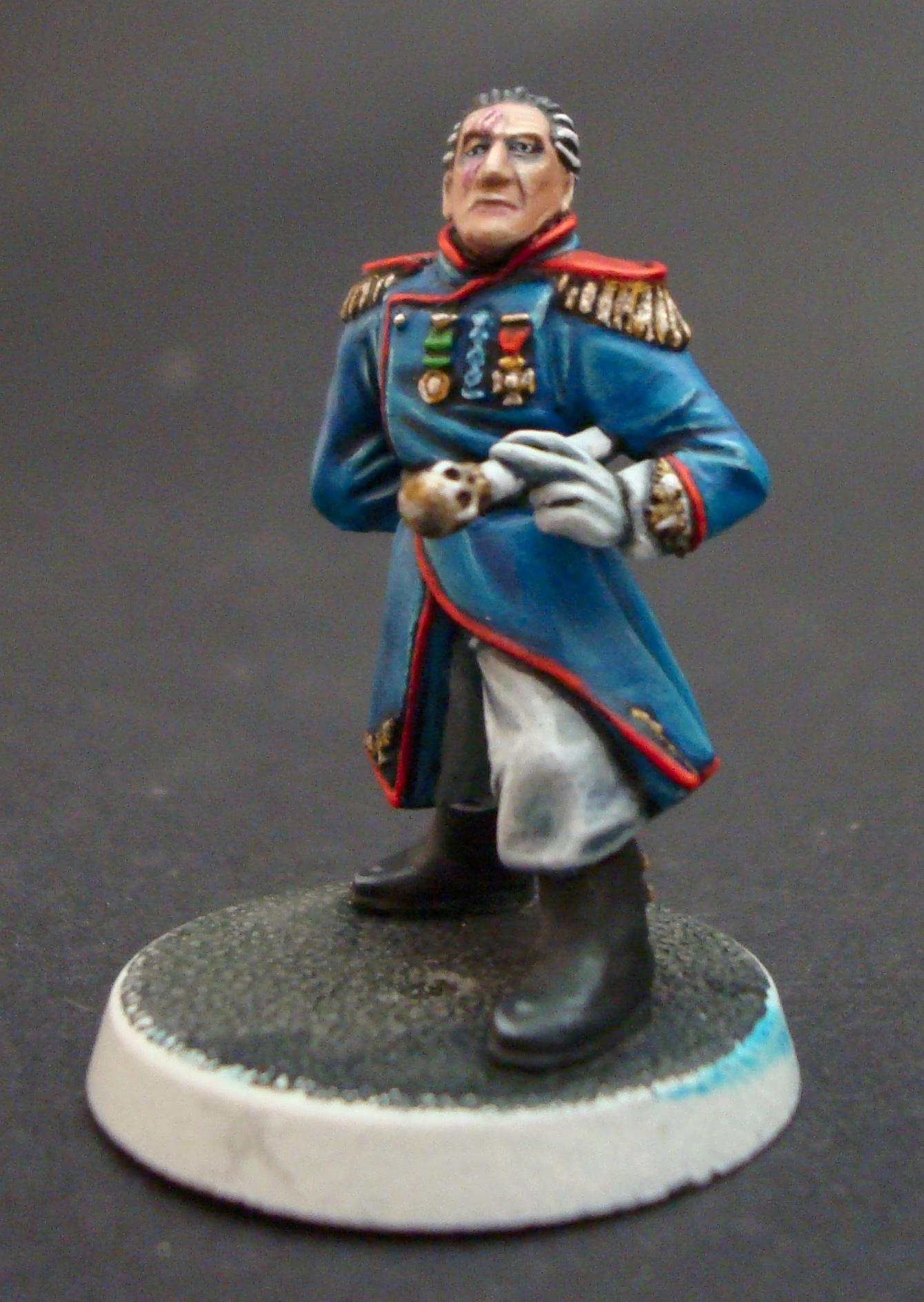 Imperial Guard, Navy, Officer