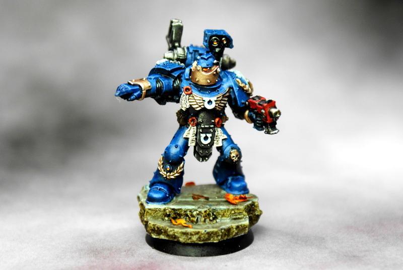 Chronus, Sergeant, Ultramarines