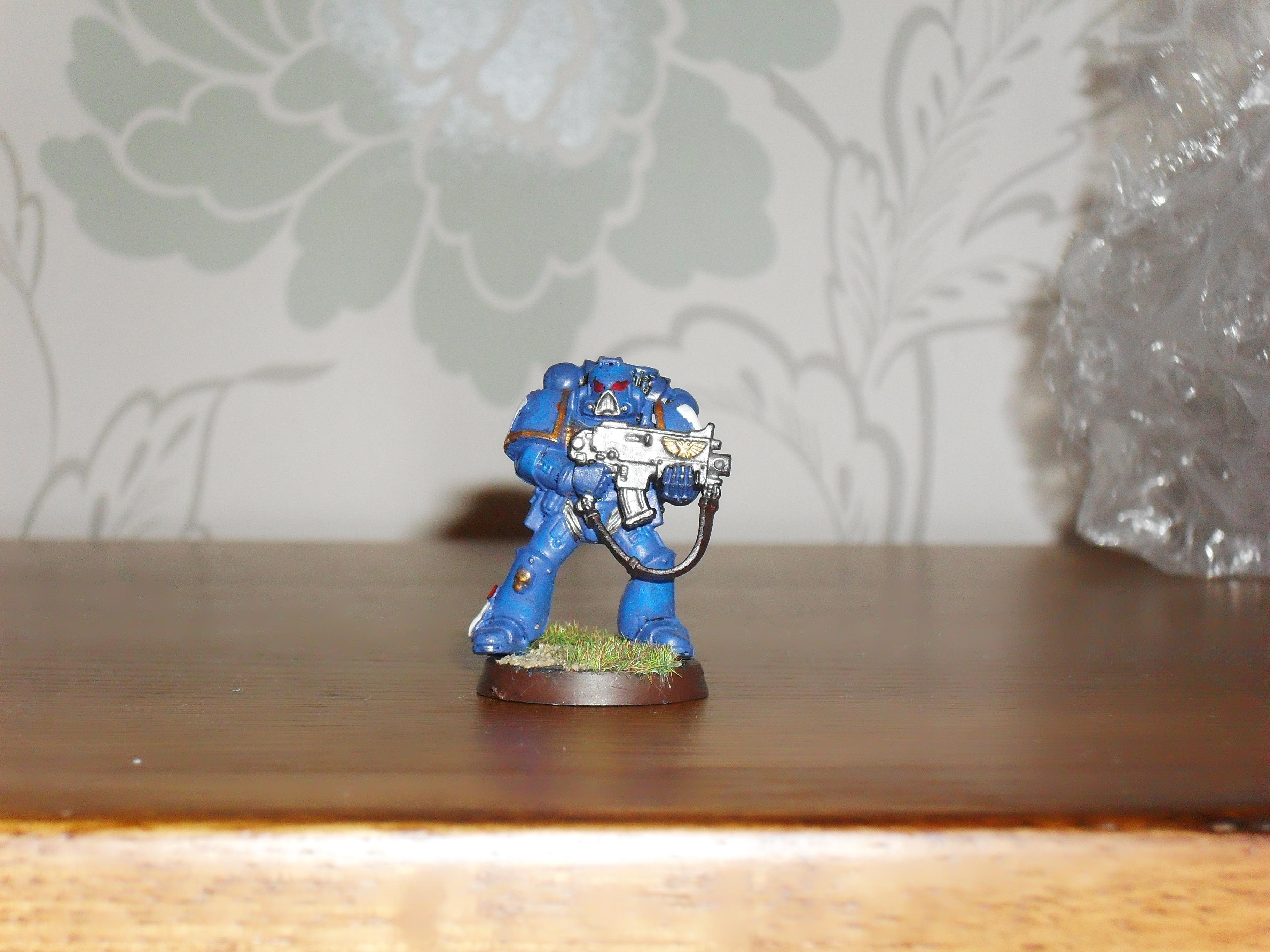 One of my space marines