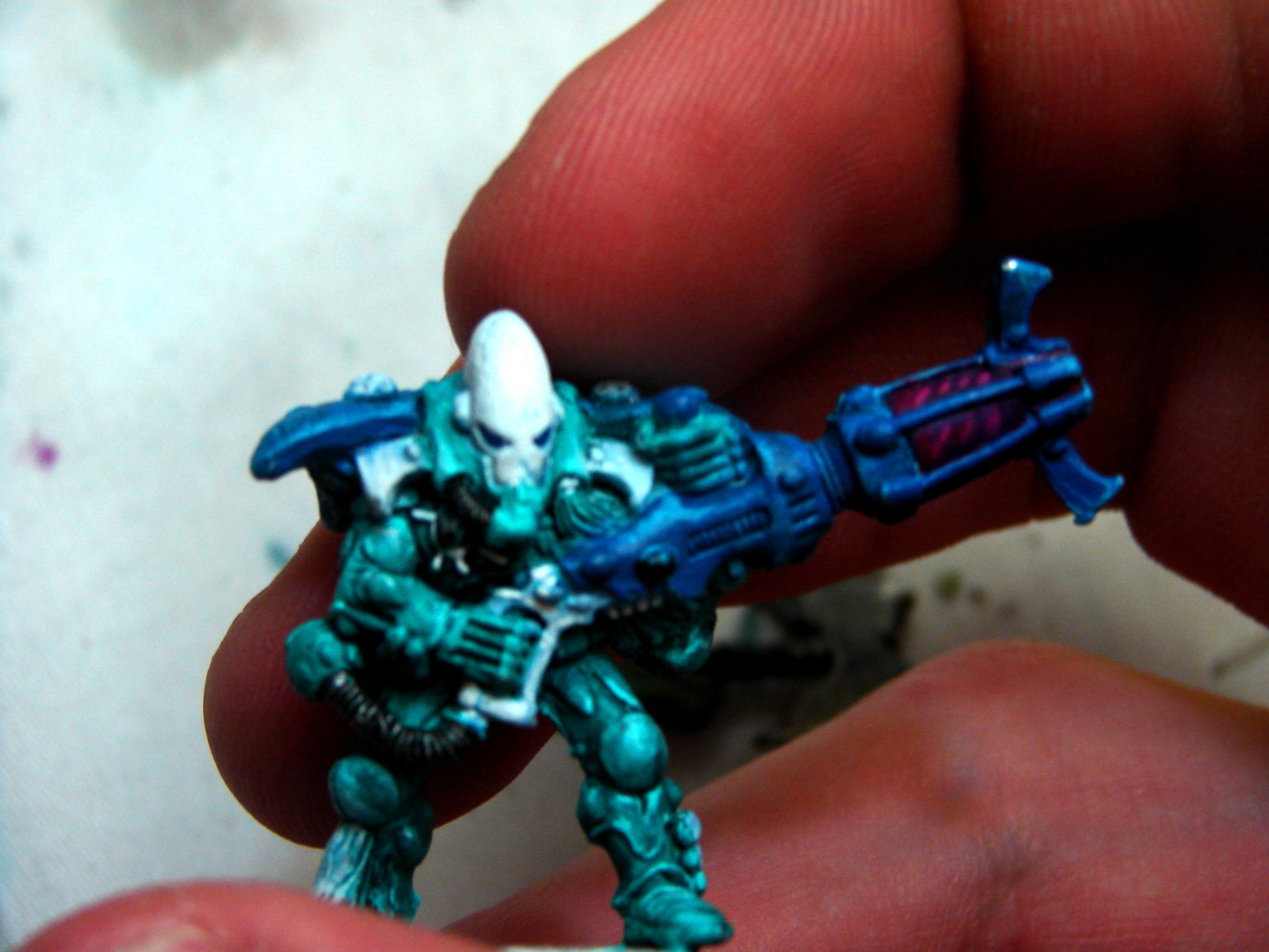 Blurred Photo, Eldar, Warhammer 40,000, Warp Spider