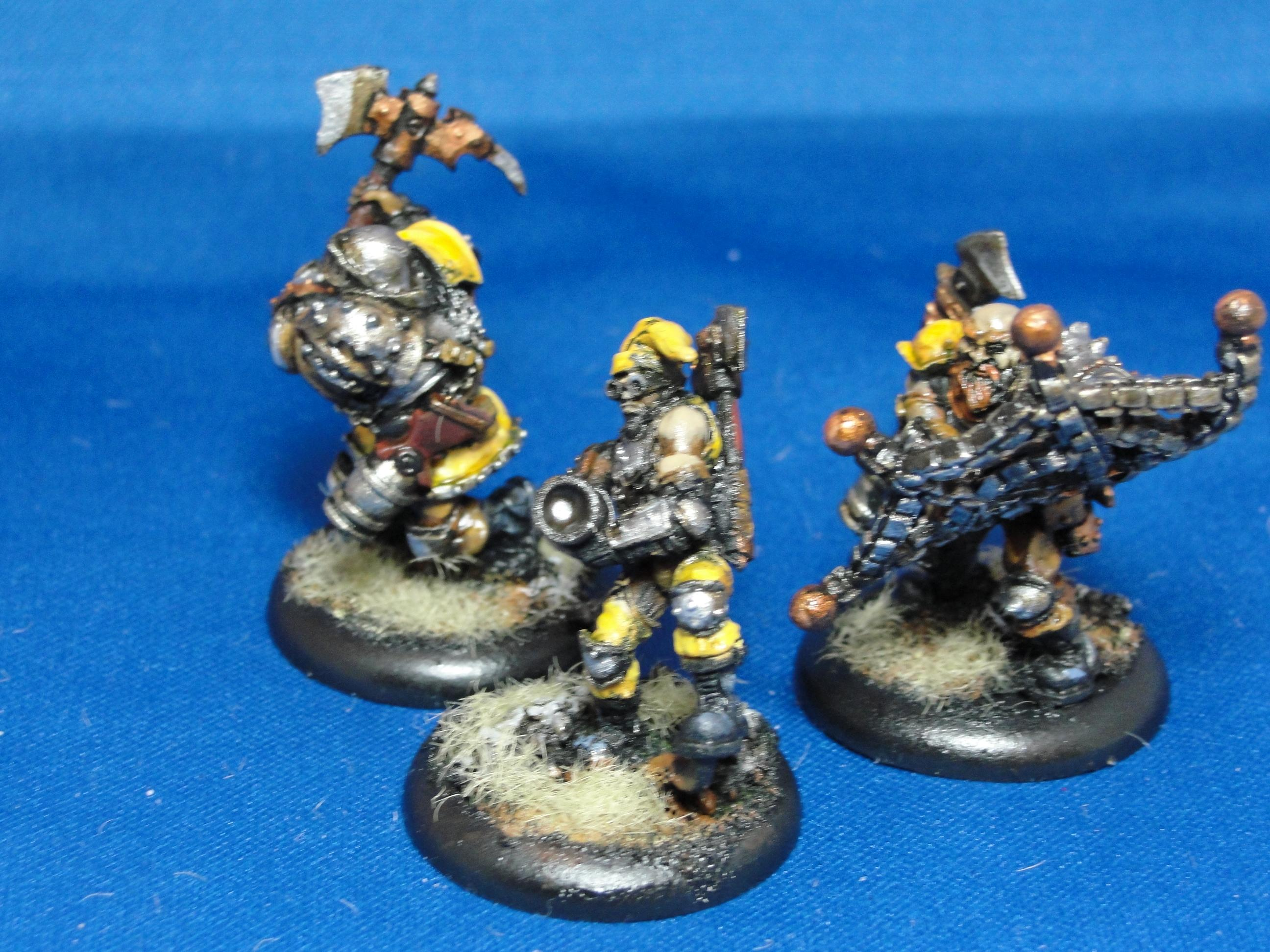 Warmachine, Mercenary, Devil Dogs
