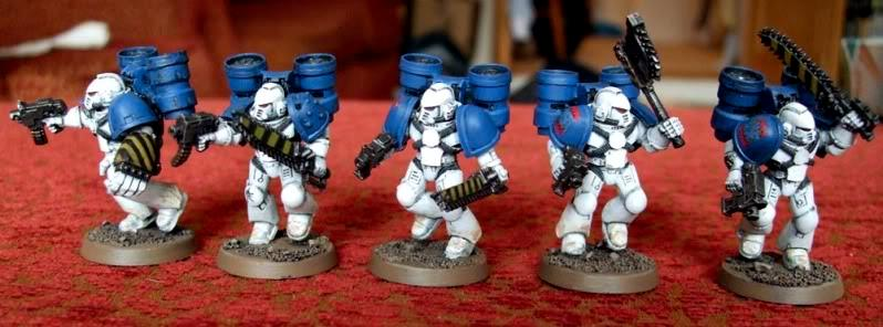 Assault, Jump Pack, Pre-heresy, Space Marines, World Eaters