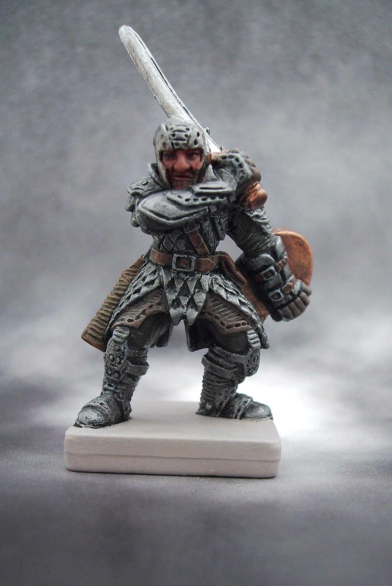 Dungeons And Dragons, Fighter, Regdar