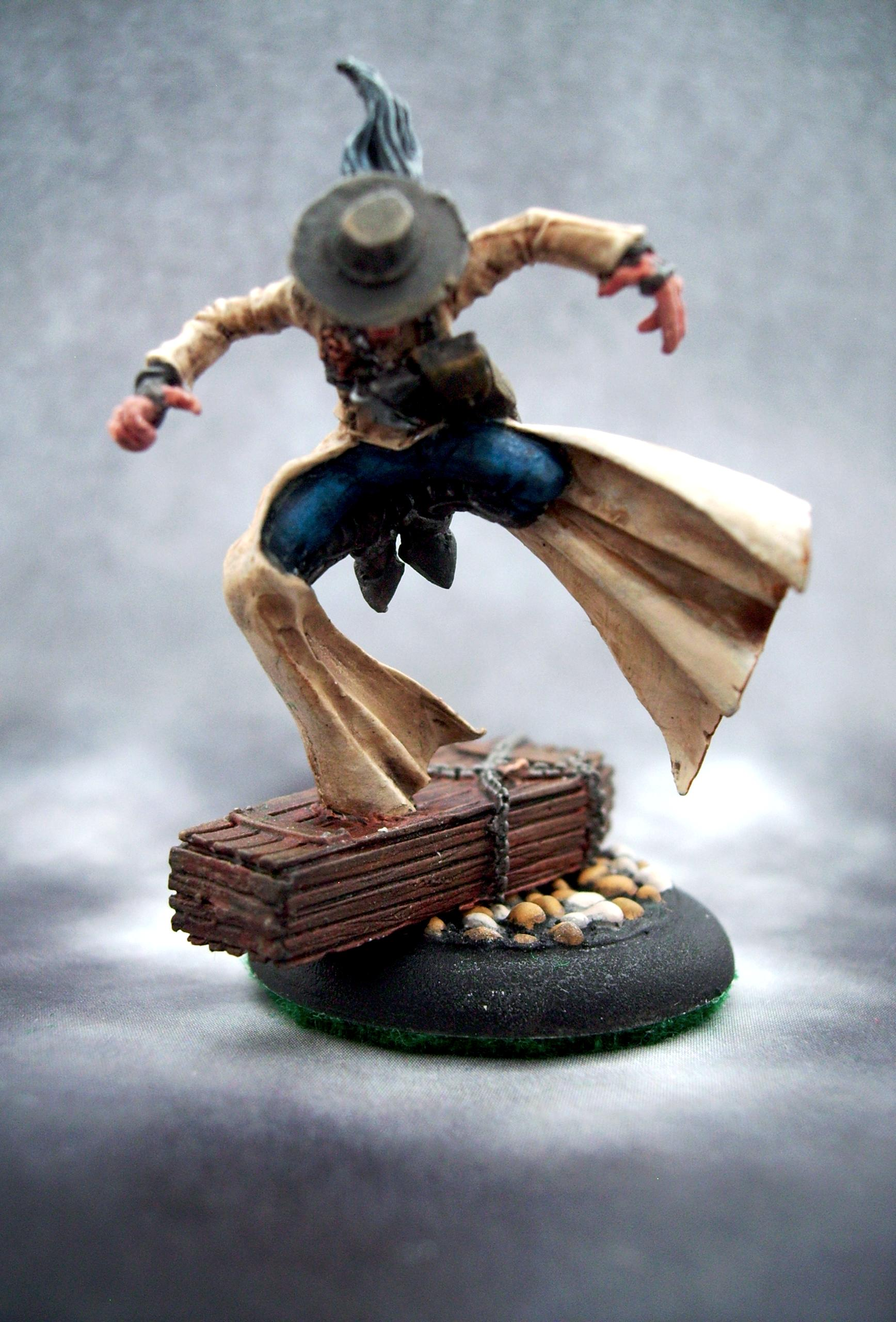Death Marshall, Guild, Malifaux