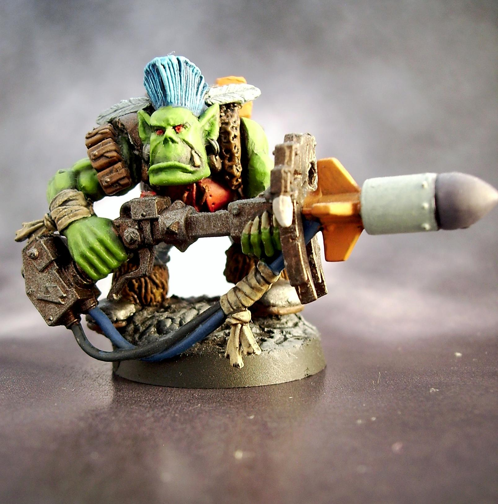 Heavy Weapon, Orks, Rokkit