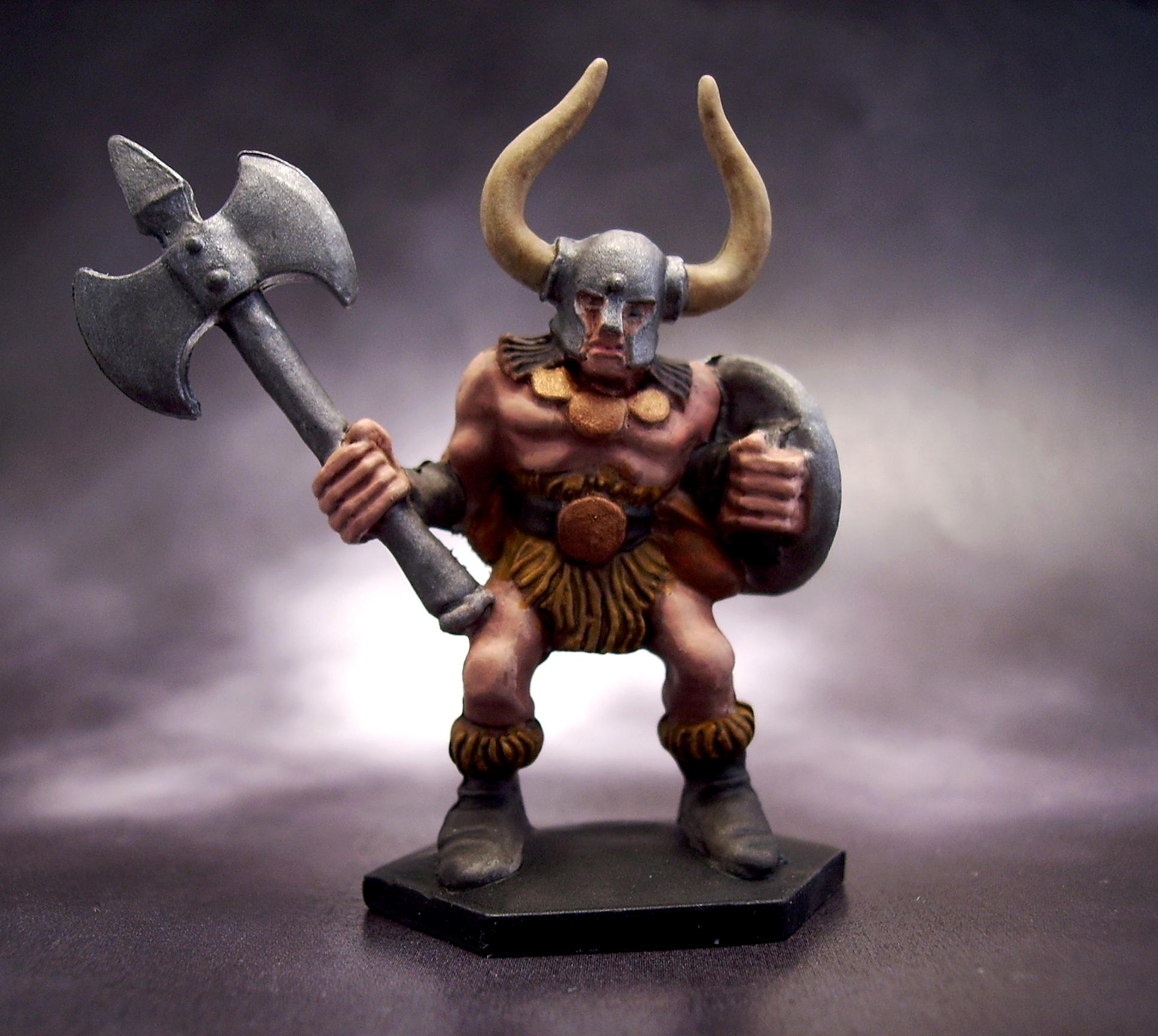 Barbarian, Dungeonquest