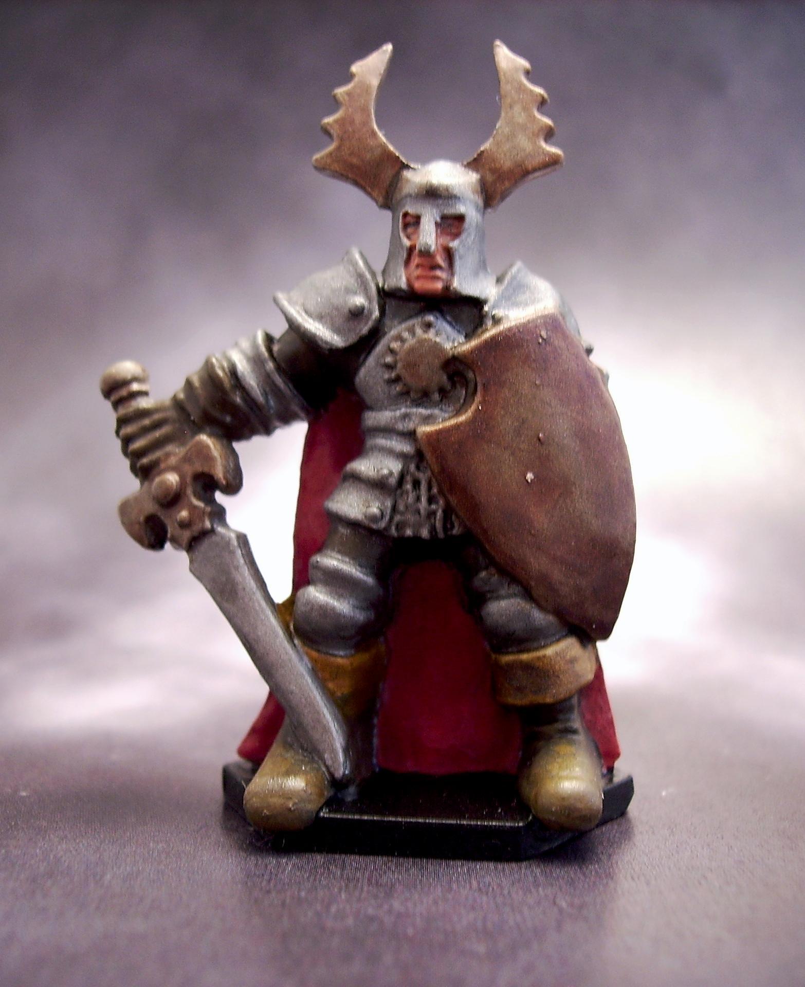 Dungeonquest, Knights