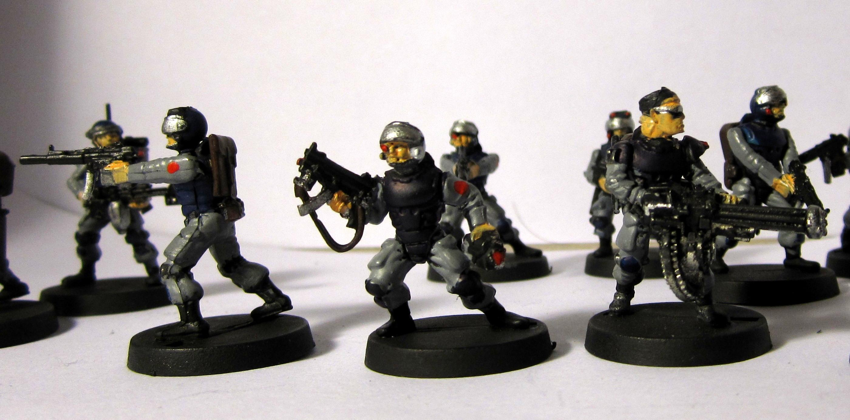 Em4, Imperial Guard
