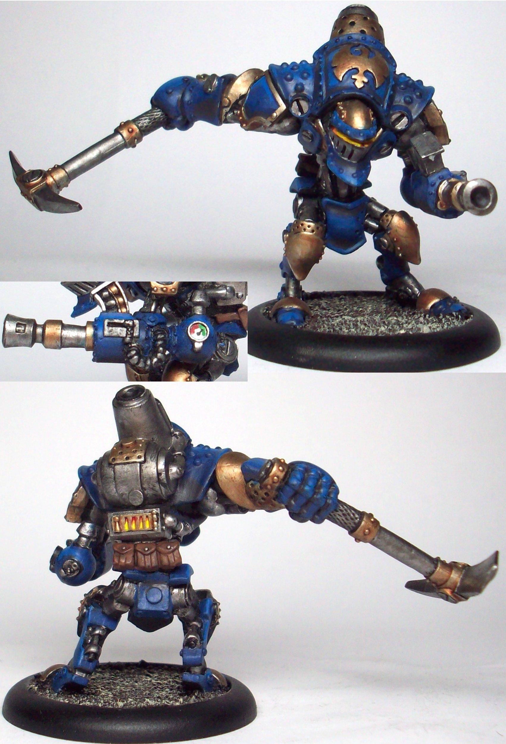Cygnar, Grenadier, Warjack