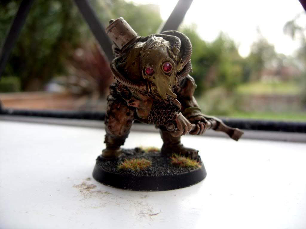 Traitor Guard, Traitor Ogryn