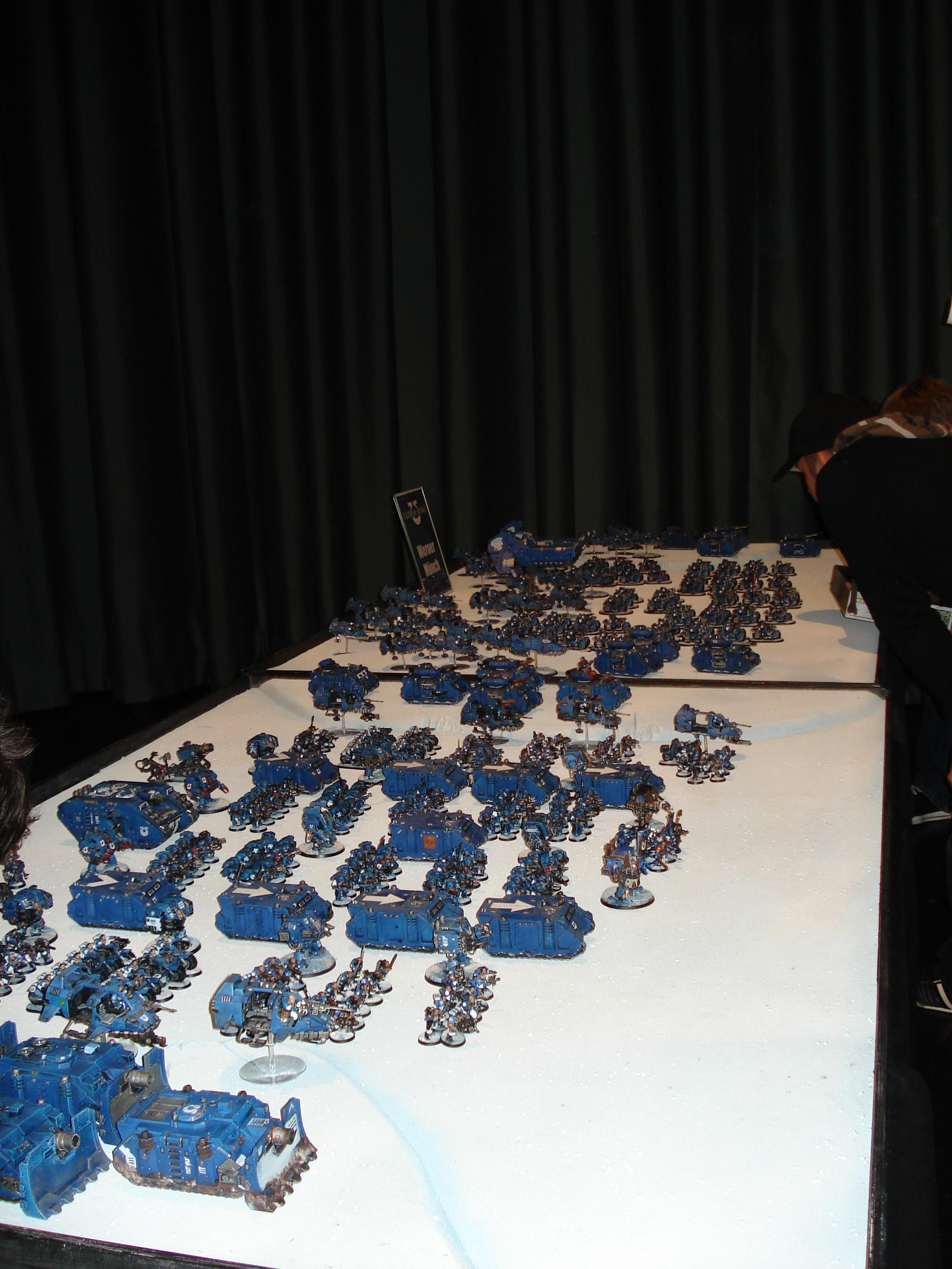 Company, Forge World, Games Day, Space Marines, Ultramarines