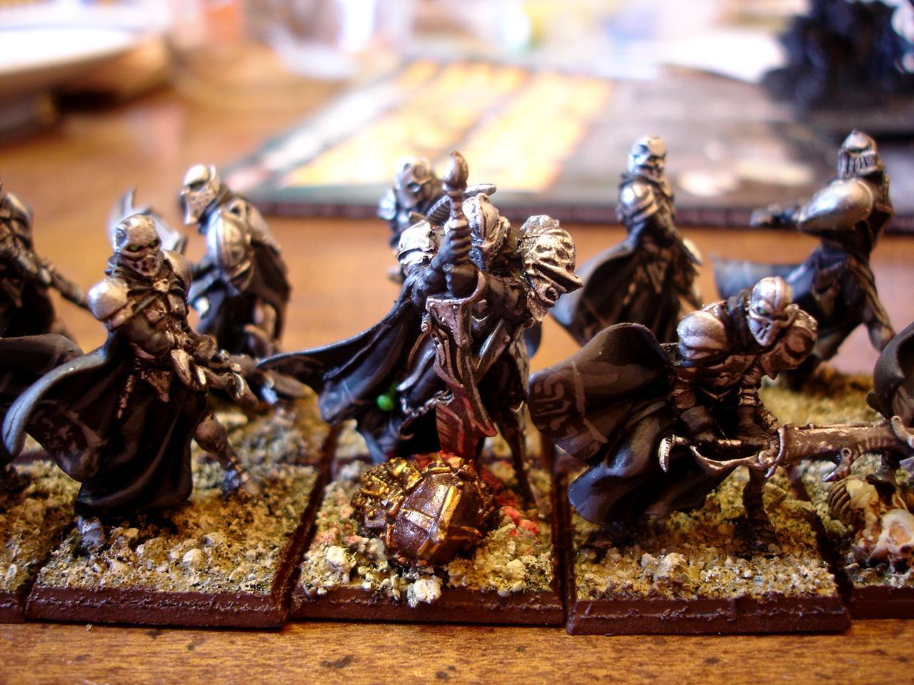 Confrontation, Dirz, Rackham, Warhammer Fantasy, Warriors Of Chaos