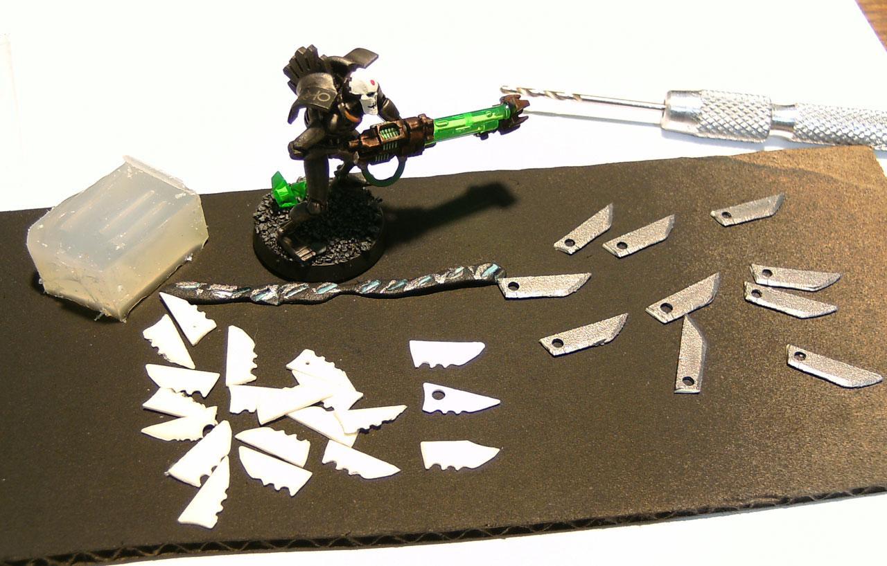 Conversion, Immortals, Necrons, Warhammer 40,000