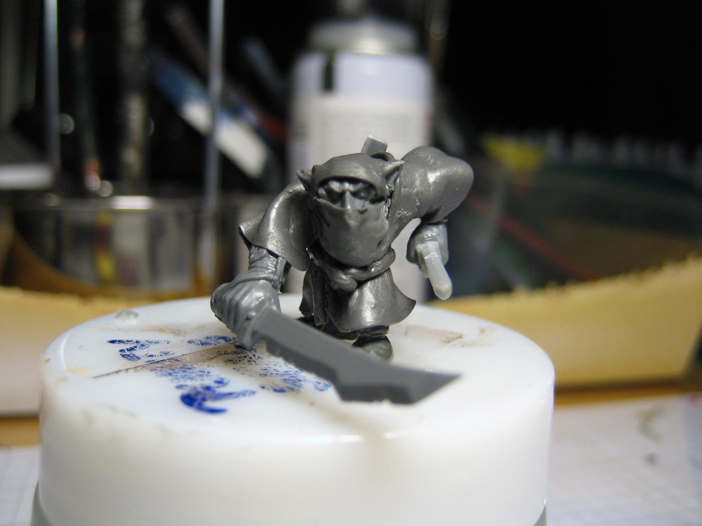 Work In Progress, Ninja!