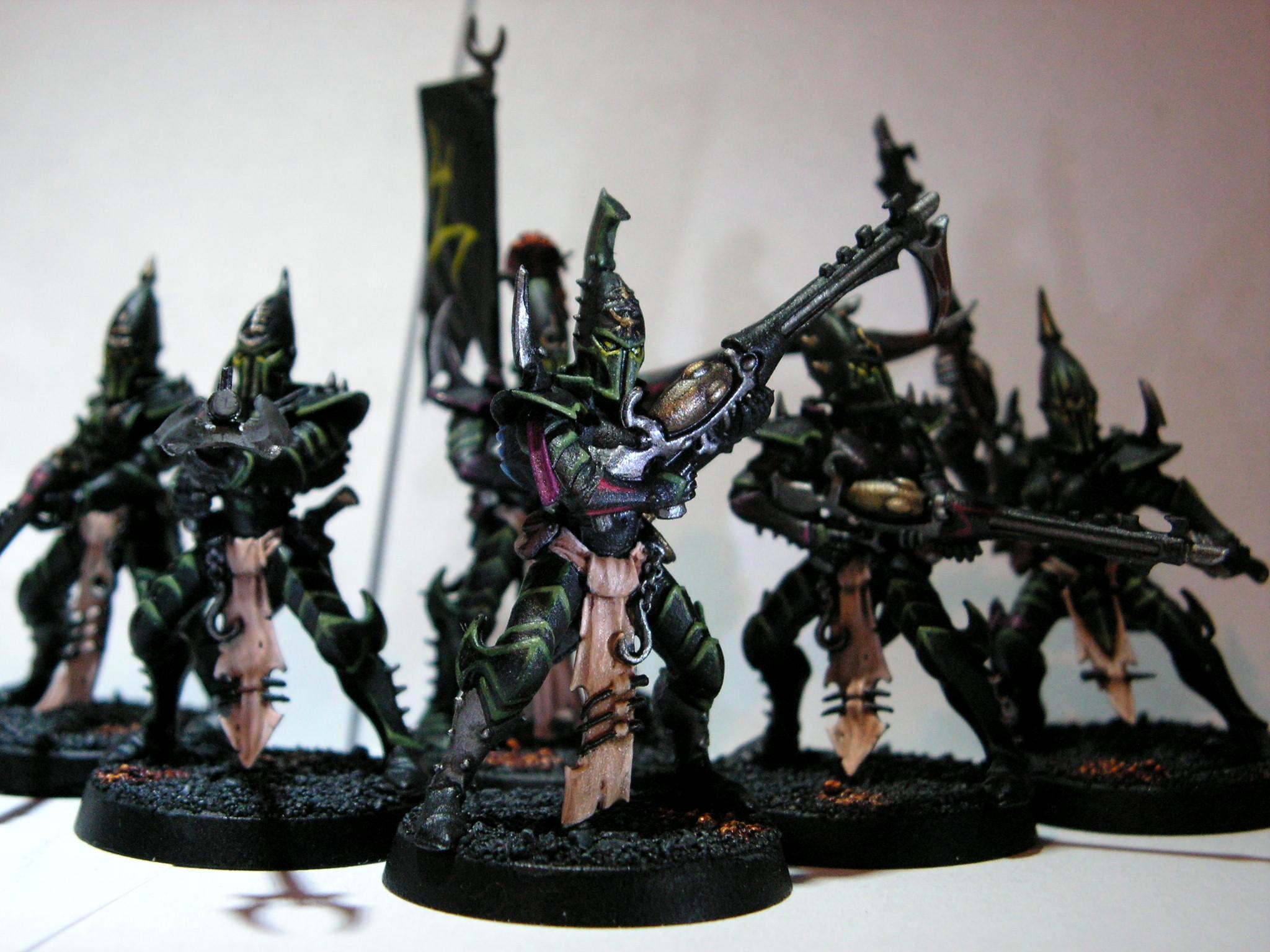Dark Eldar, Warriors
