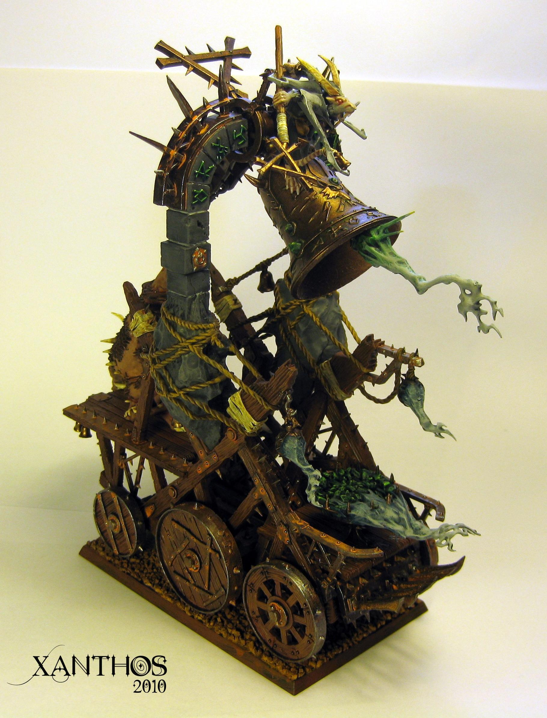 Screaming Bell, Skaven, Warhammer Fantasy