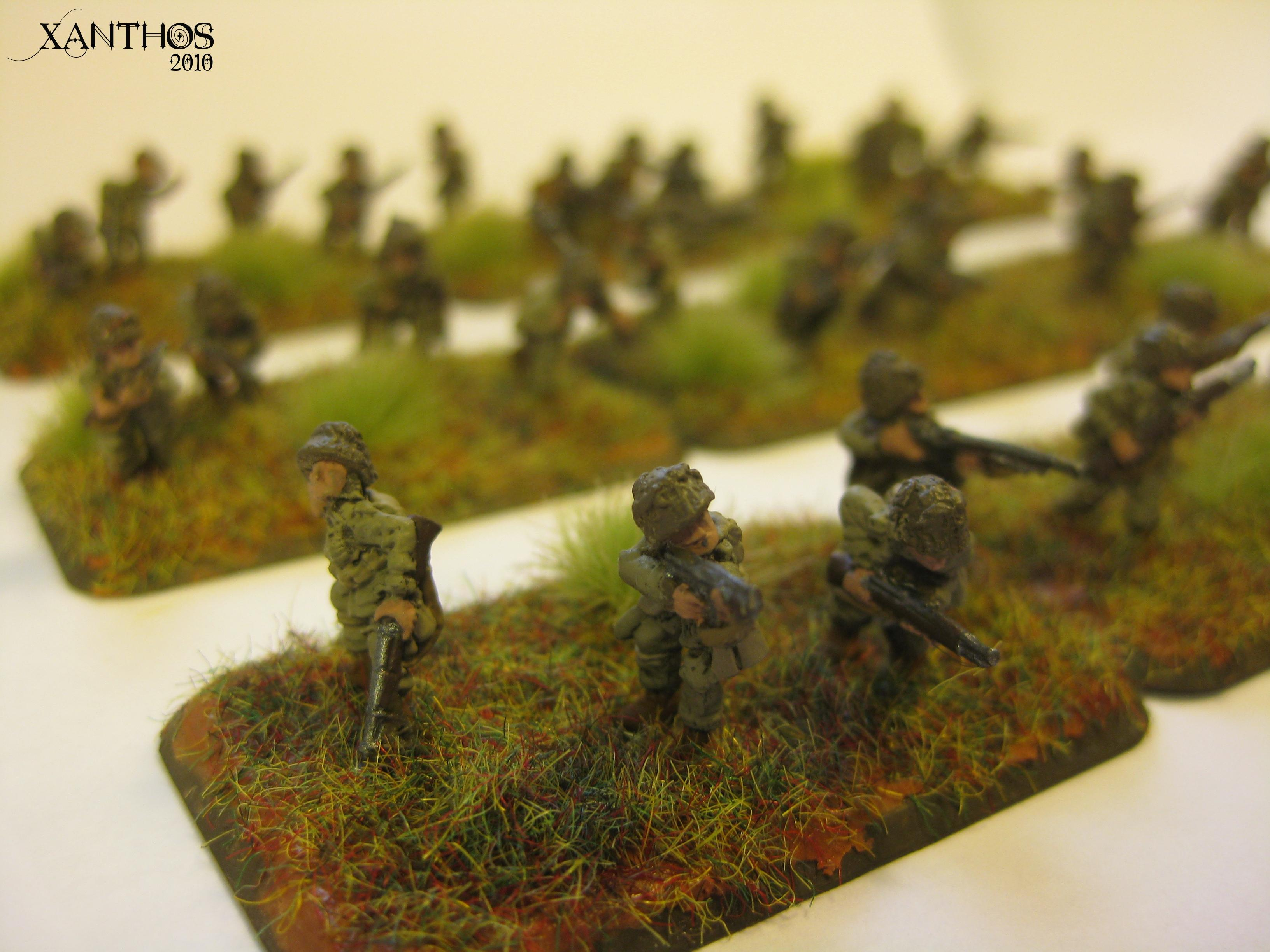 101st, Airborne, America, Flames Of War, World War 2