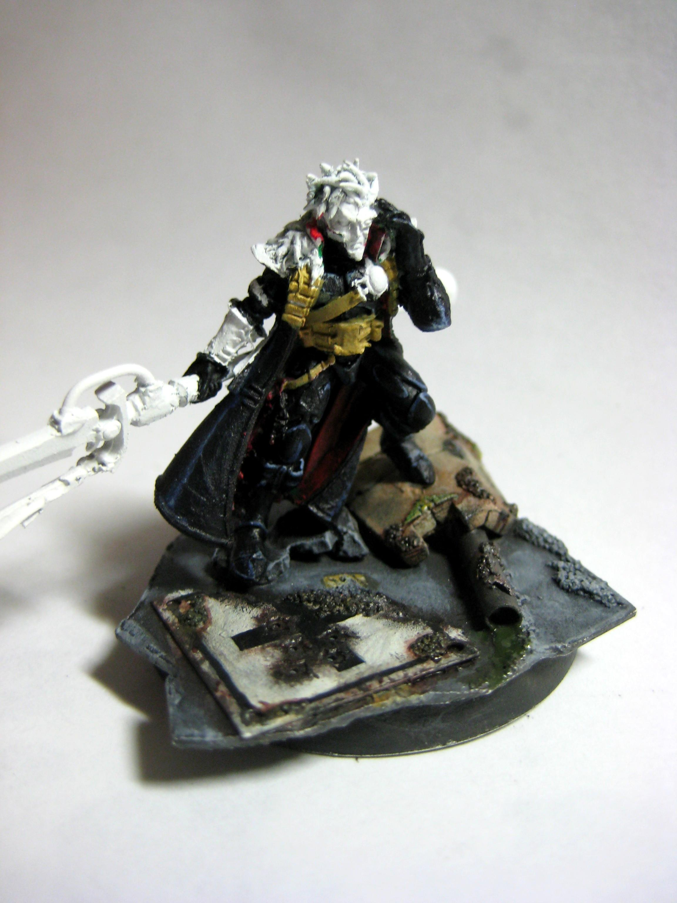 Conversion, Inquisitor, Necromunda