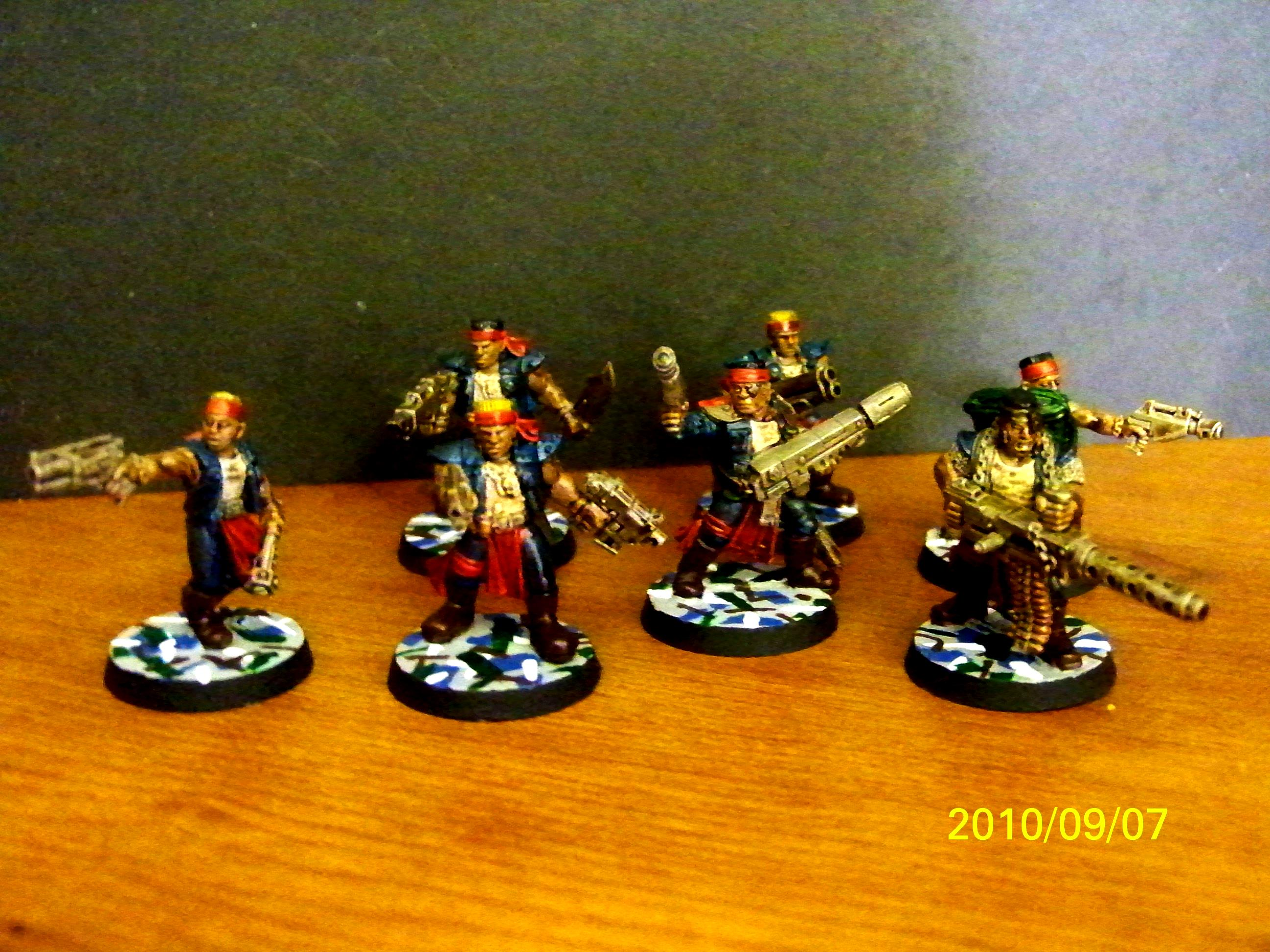 Necromunda, Orlock, Orlock gang