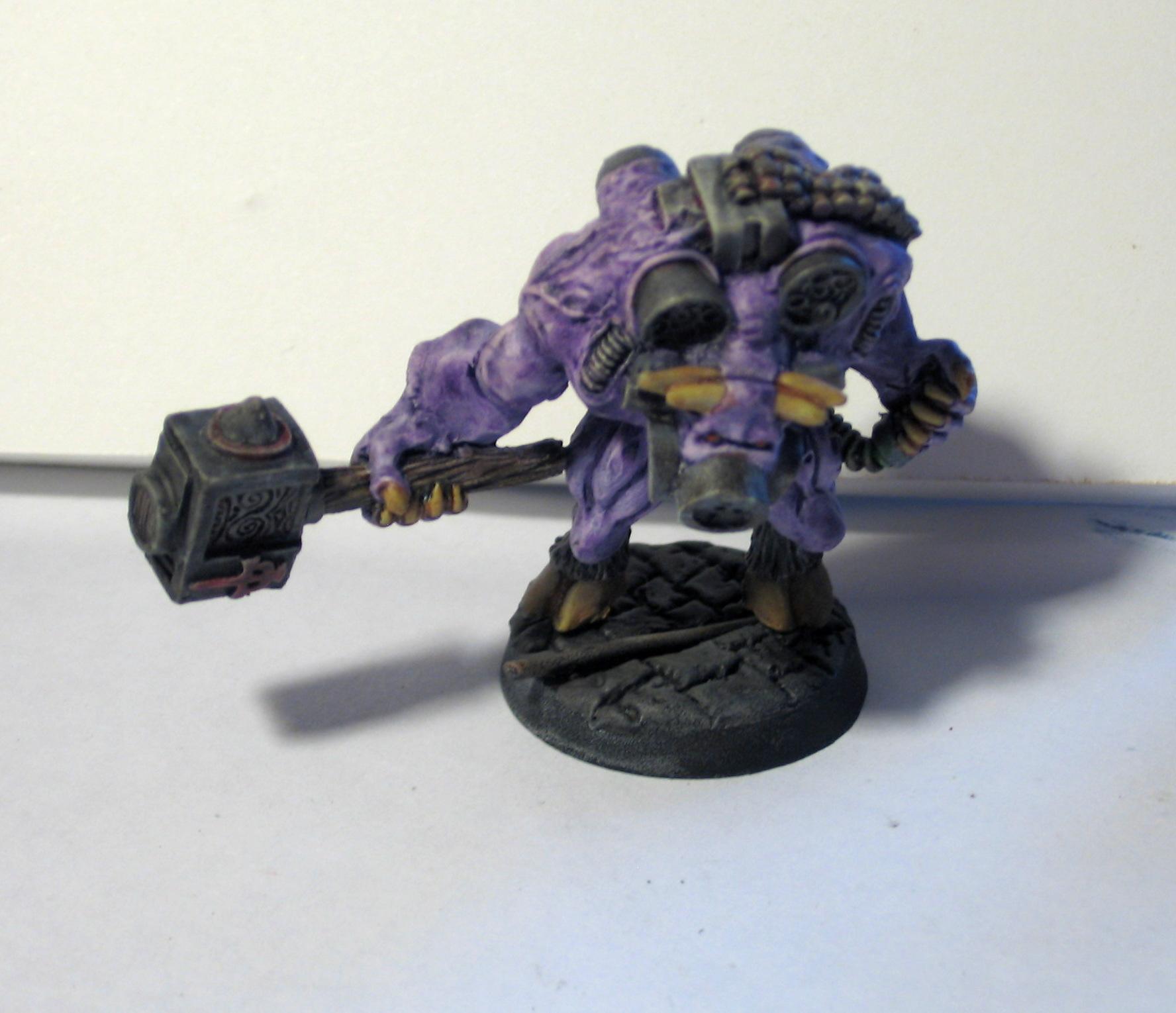 Dark Legion, Warzone