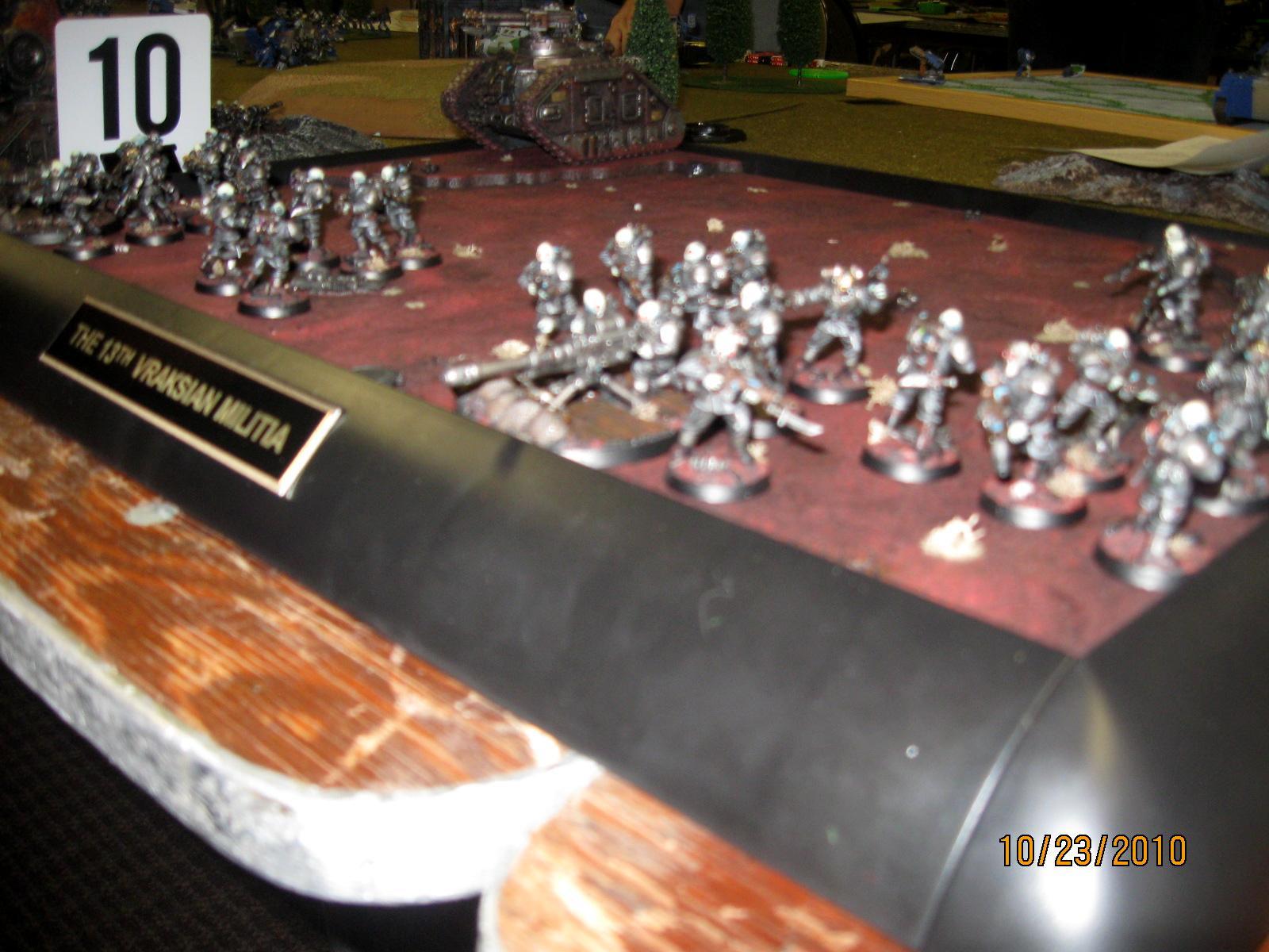 Blurred Photo, Imperial Guard, Warhammer 40,000