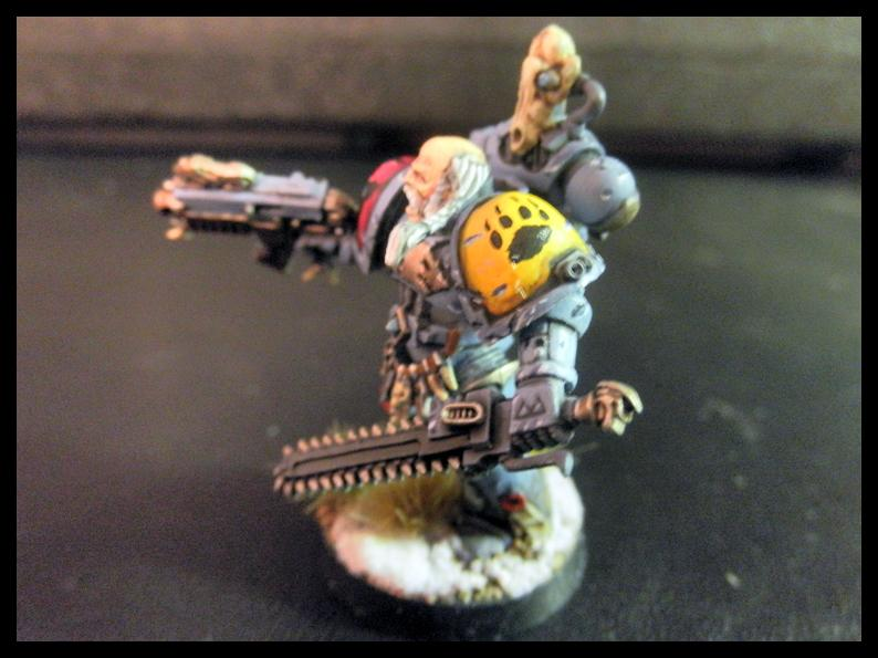 Elite, Lightning Claws, Space Marines, Space Wolves, Wolf Claws, Wolf Guard