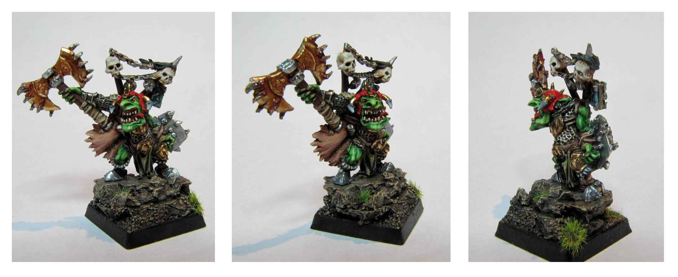 Avatars Of War, Goblins, Hero, Warhammer Fantasy