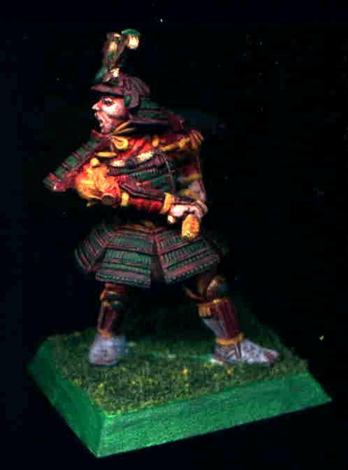 Bushi, Character, Clan War, Katana, L5r, Legend Of The Five Rings, Samurai