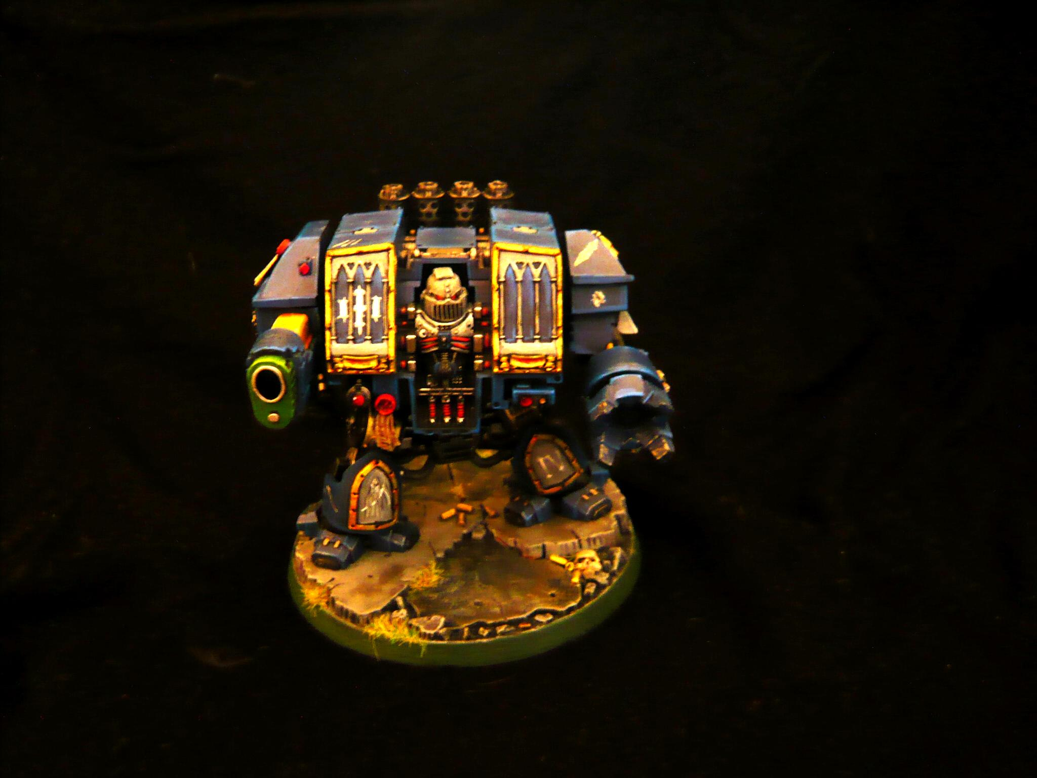 Dreadnought, Space Marines, Undefined