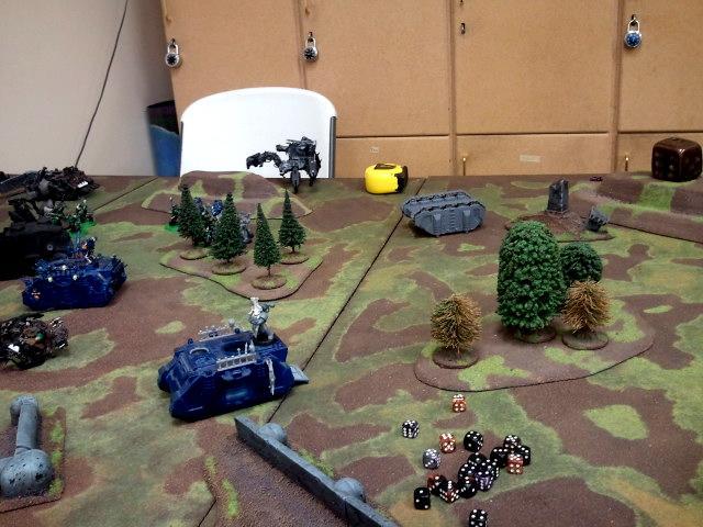 Battle Report