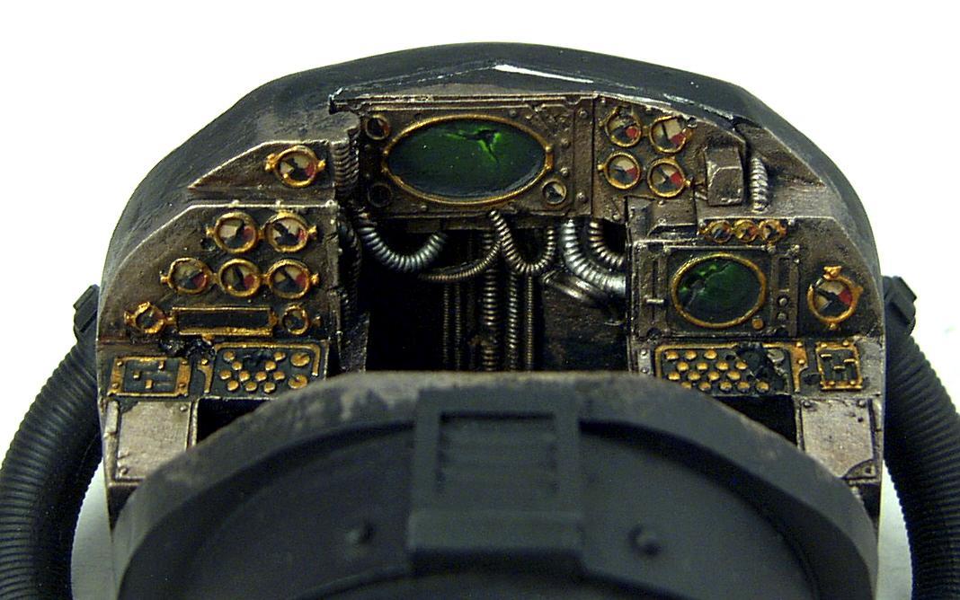 Reaver instrument panel